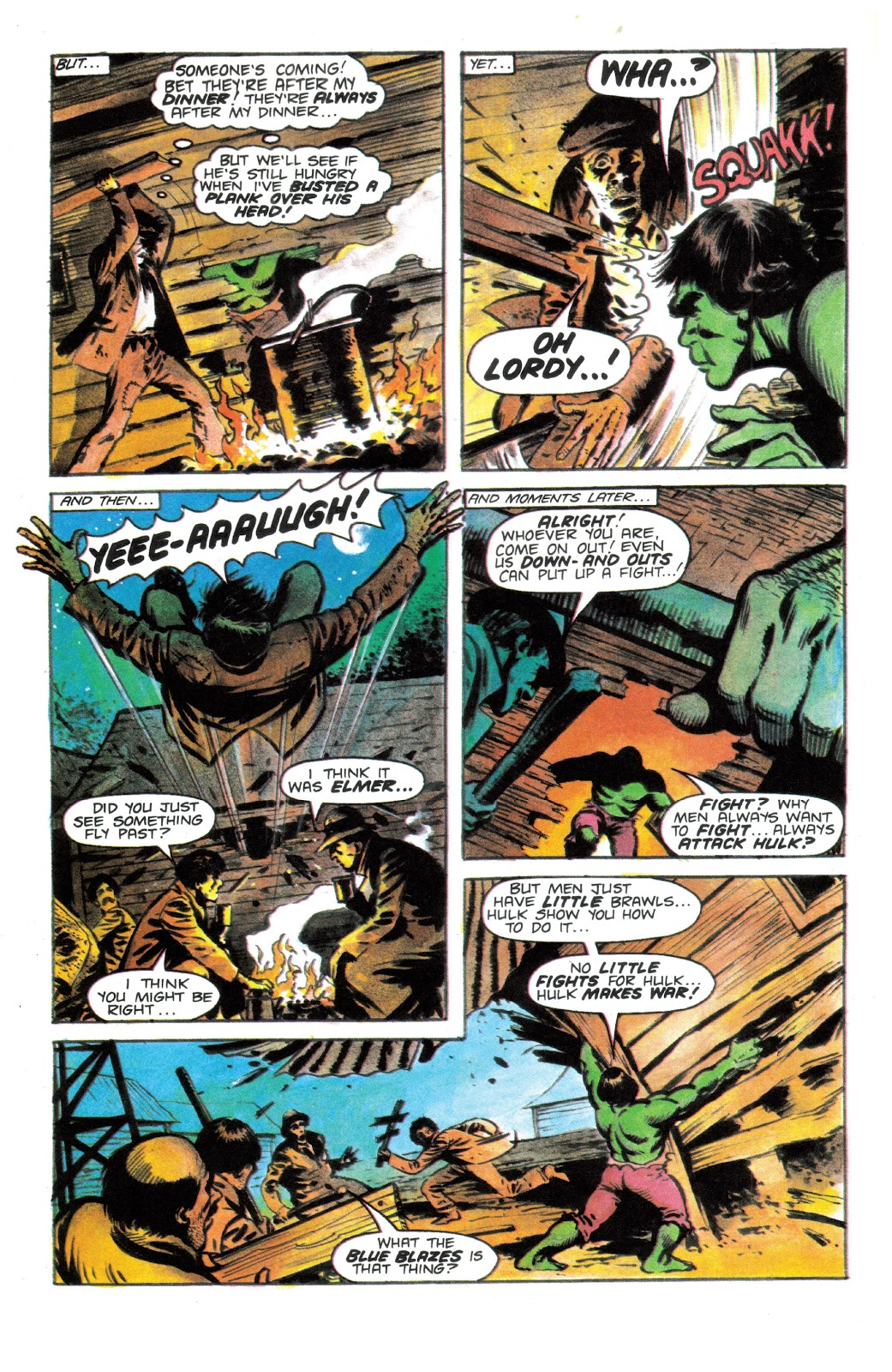 Read online Hulk: From The Marvel UK Vaults comic -  Issue # TPB (Part 2) - 39
