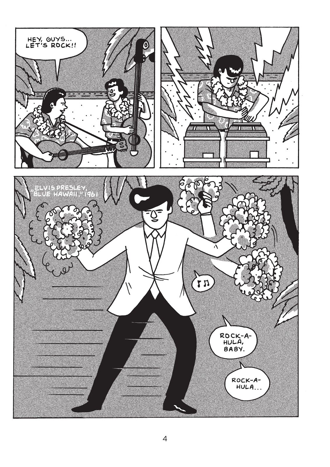 Read online Is This Guy For Real?: The Unbelievable Andy Kaufman comic -  Issue # TPB (Part 1) - 9