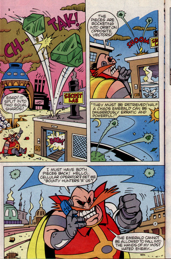 Read online Sonic The Hedgehog Triple Trouble Special comic -  Issue # Full - 5