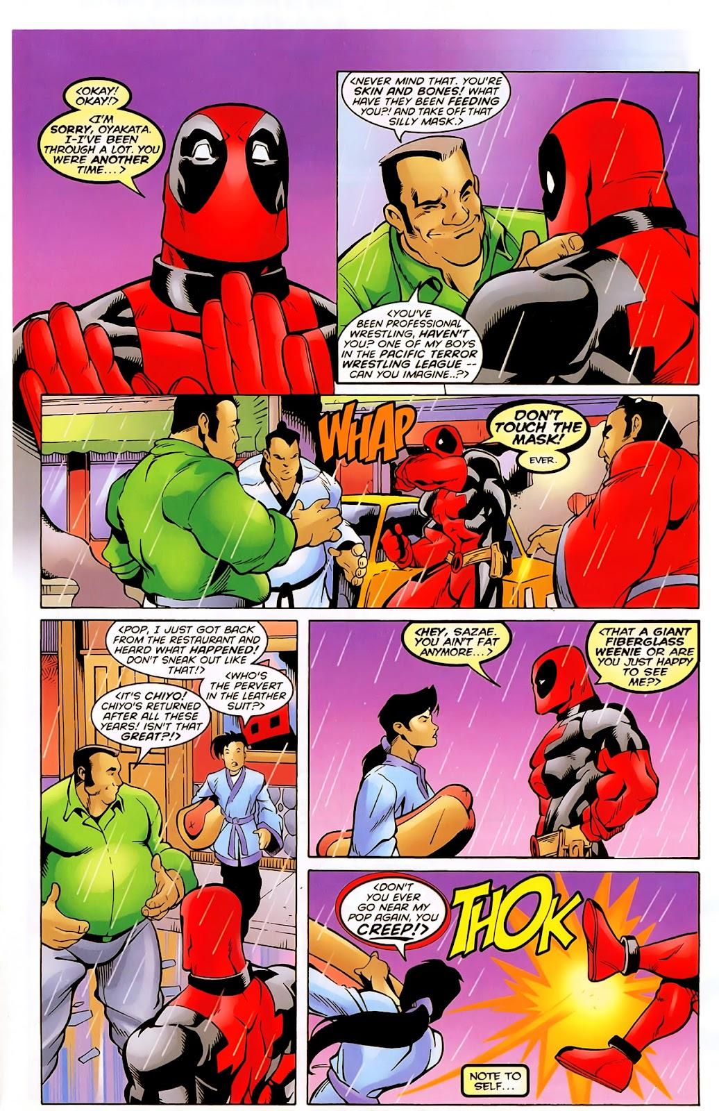 Read online Deadpool (2008) comic -  Issue #900 - 87