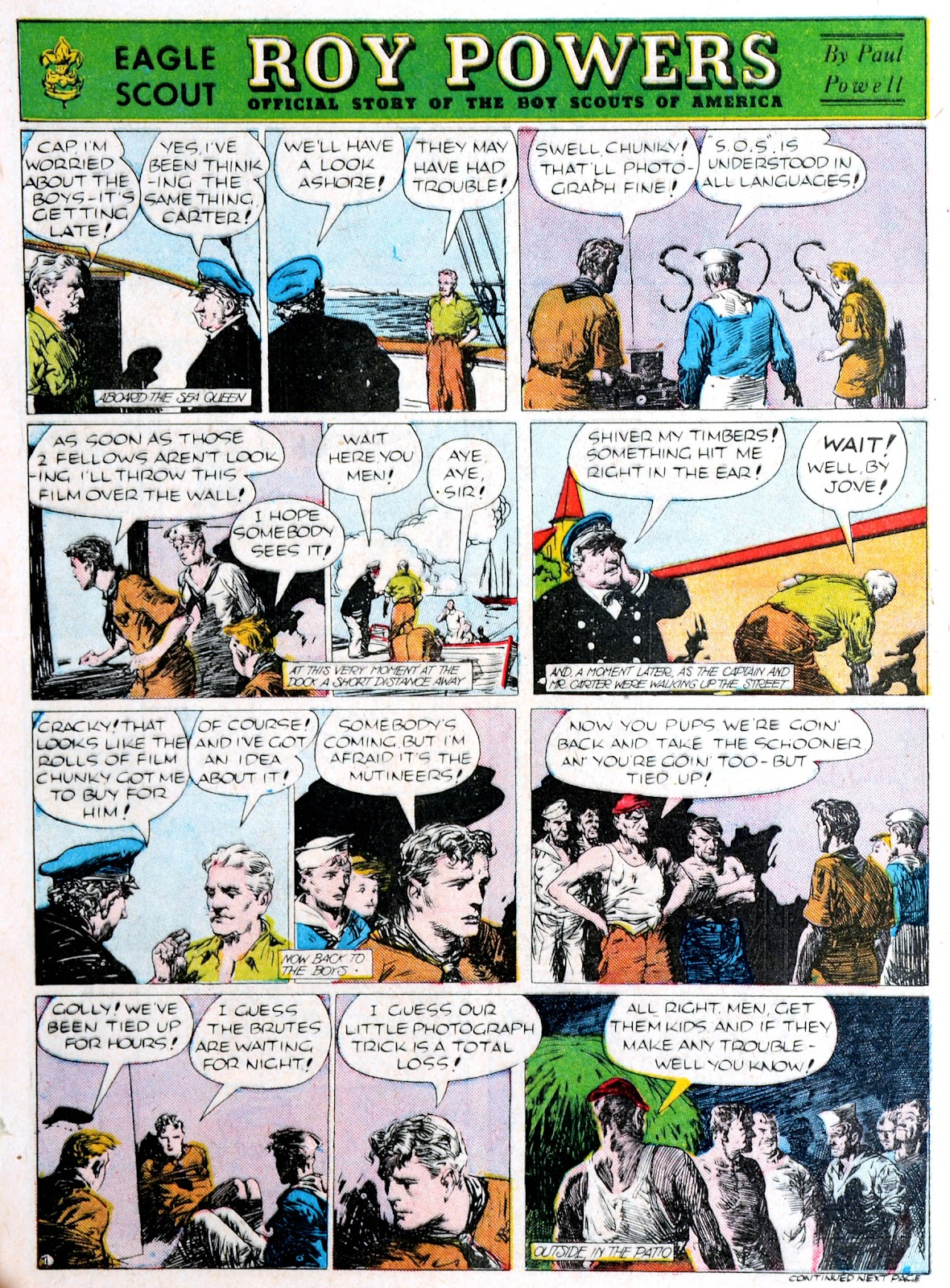 Read online Famous Funnies comic -  Issue #60 - 6