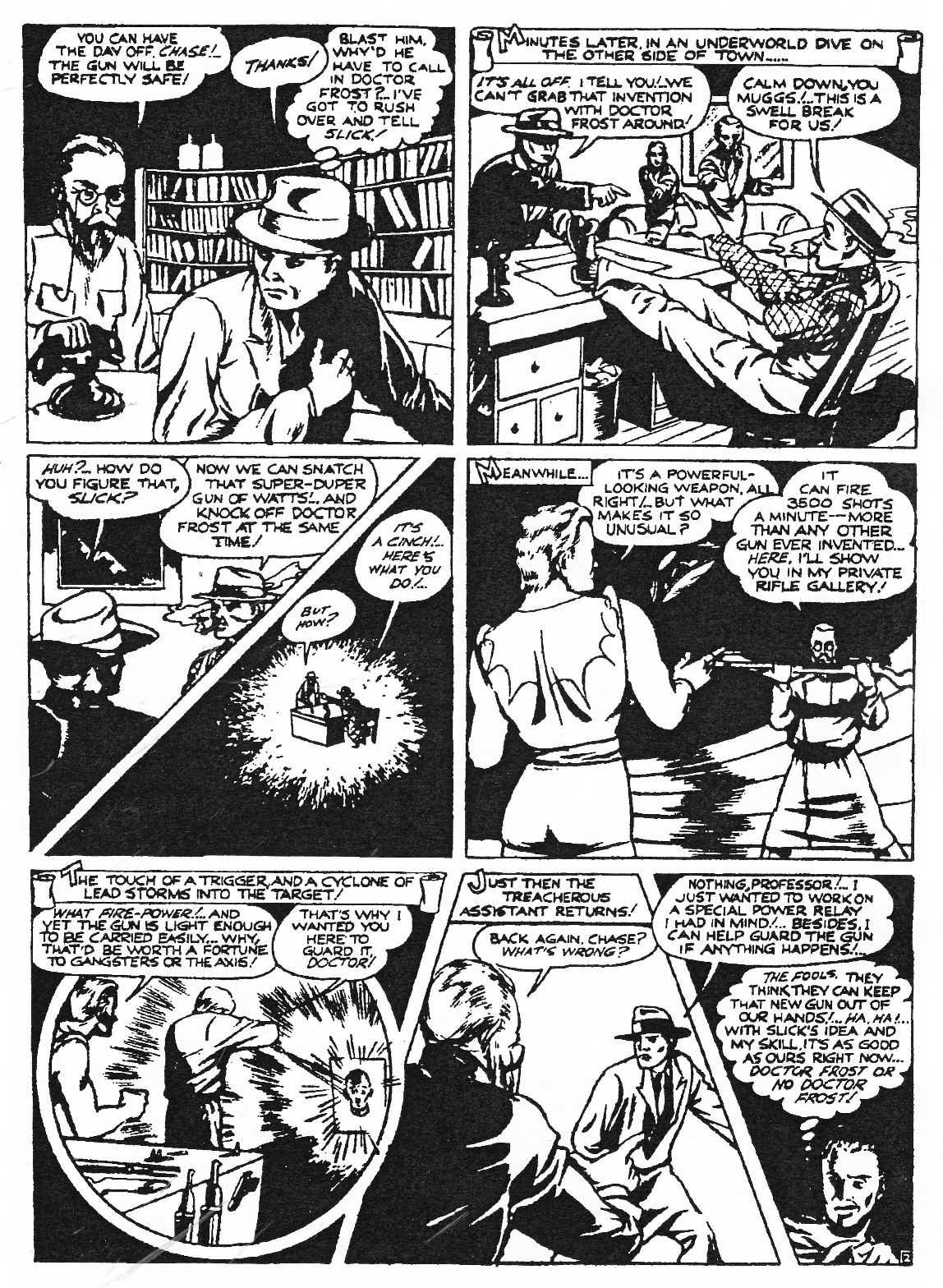 Read online Men of Mystery Comics comic -  Issue #83 - 126