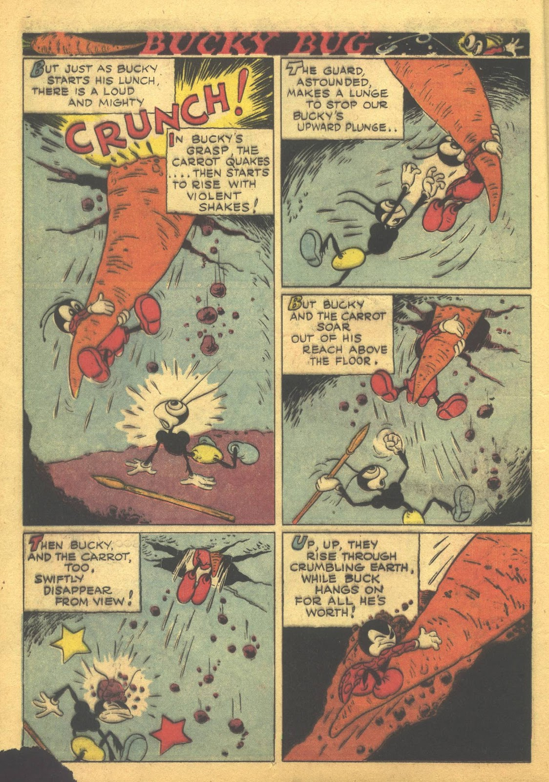 Walt Disney's Comics and Stories issue 41 - Page 20