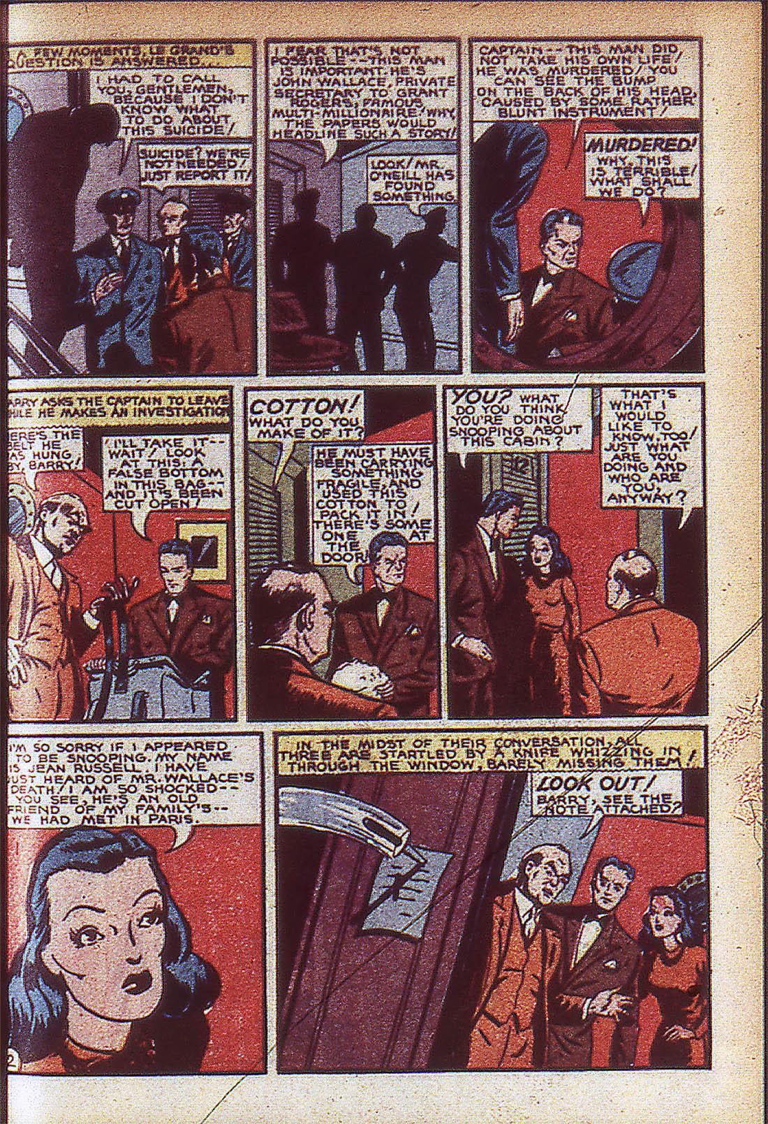 Read online Adventure Comics (1938) comic -  Issue #59 - 14