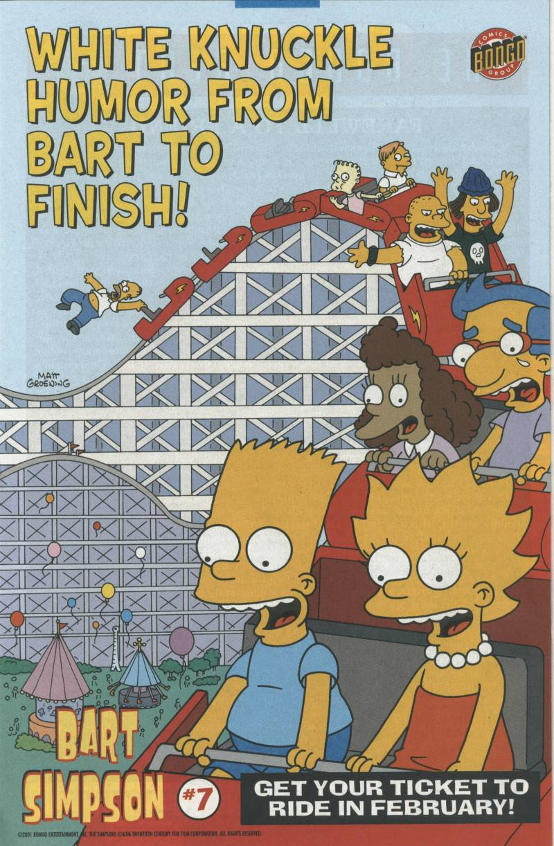 Read online Simpsons Comics comic -  Issue #67 - 27