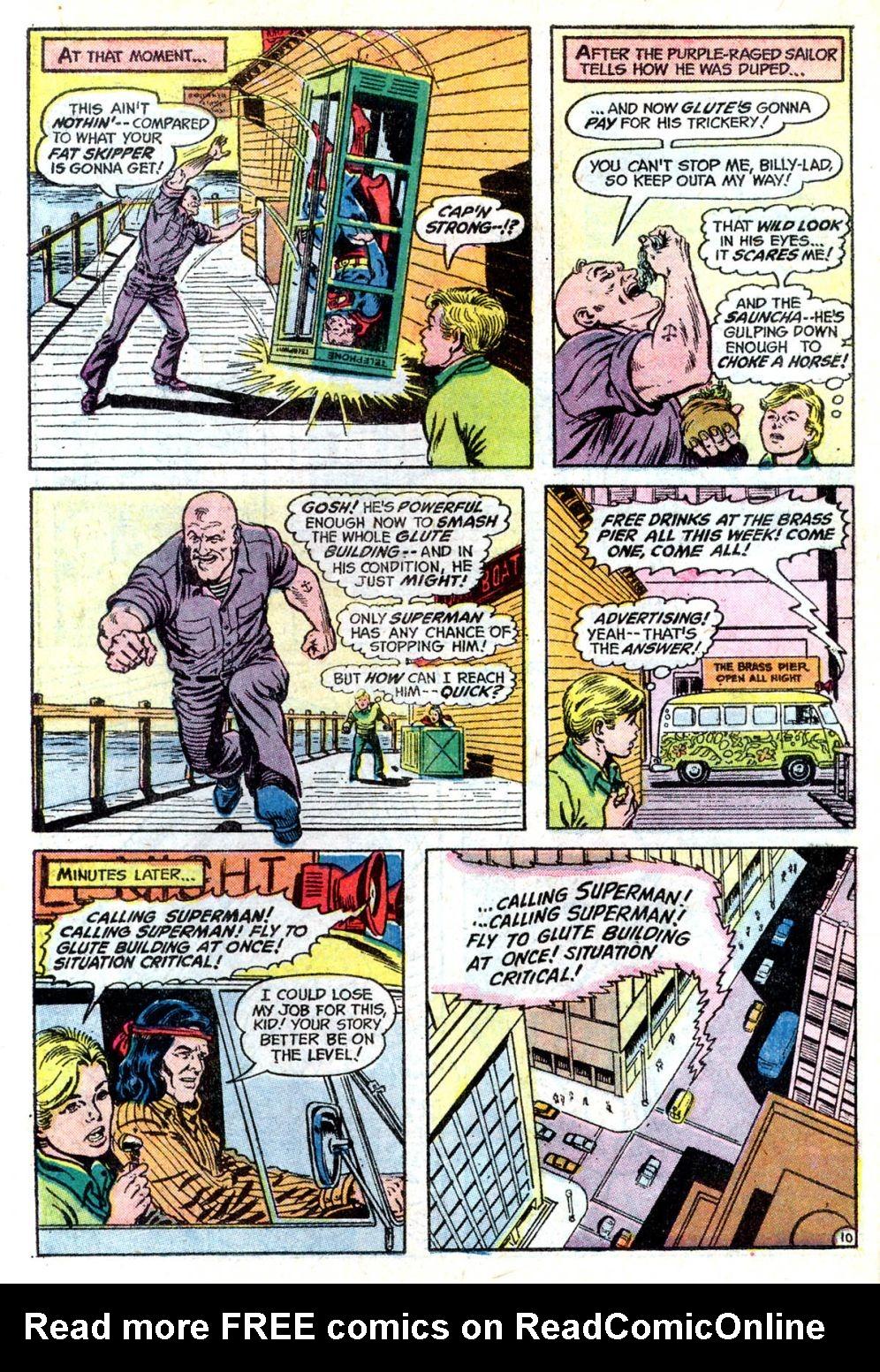Action Comics (1938) 421 Page 13