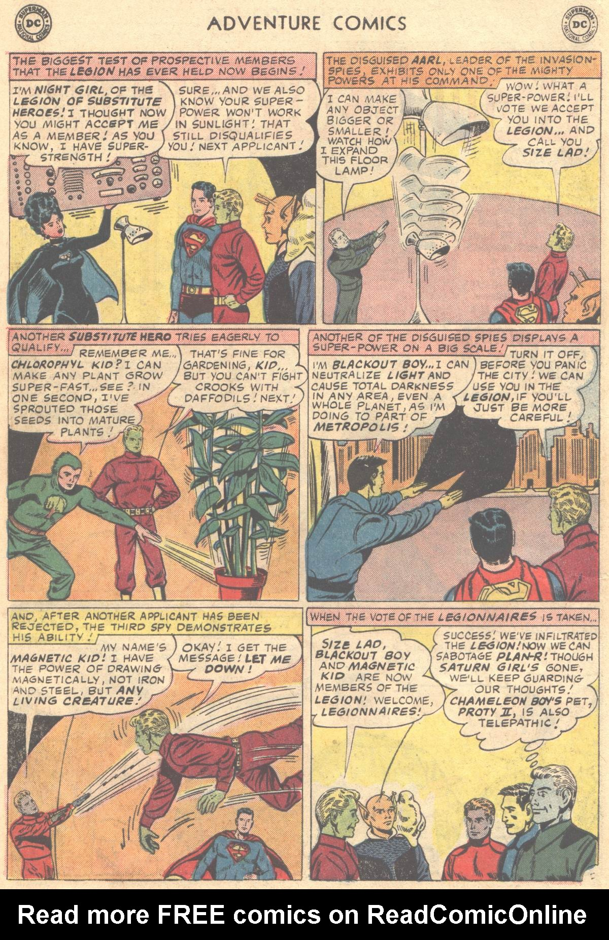 Read online Adventure Comics (1938) comic -  Issue #337 - 14