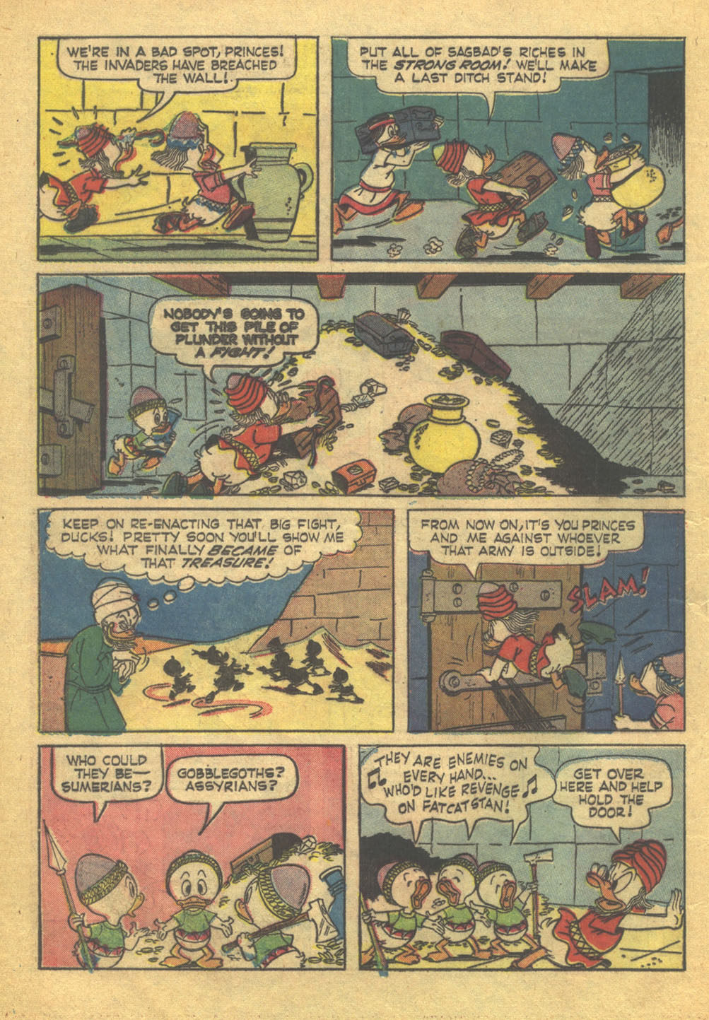Read online Uncle Scrooge (1953) comic -  Issue #71 - 12
