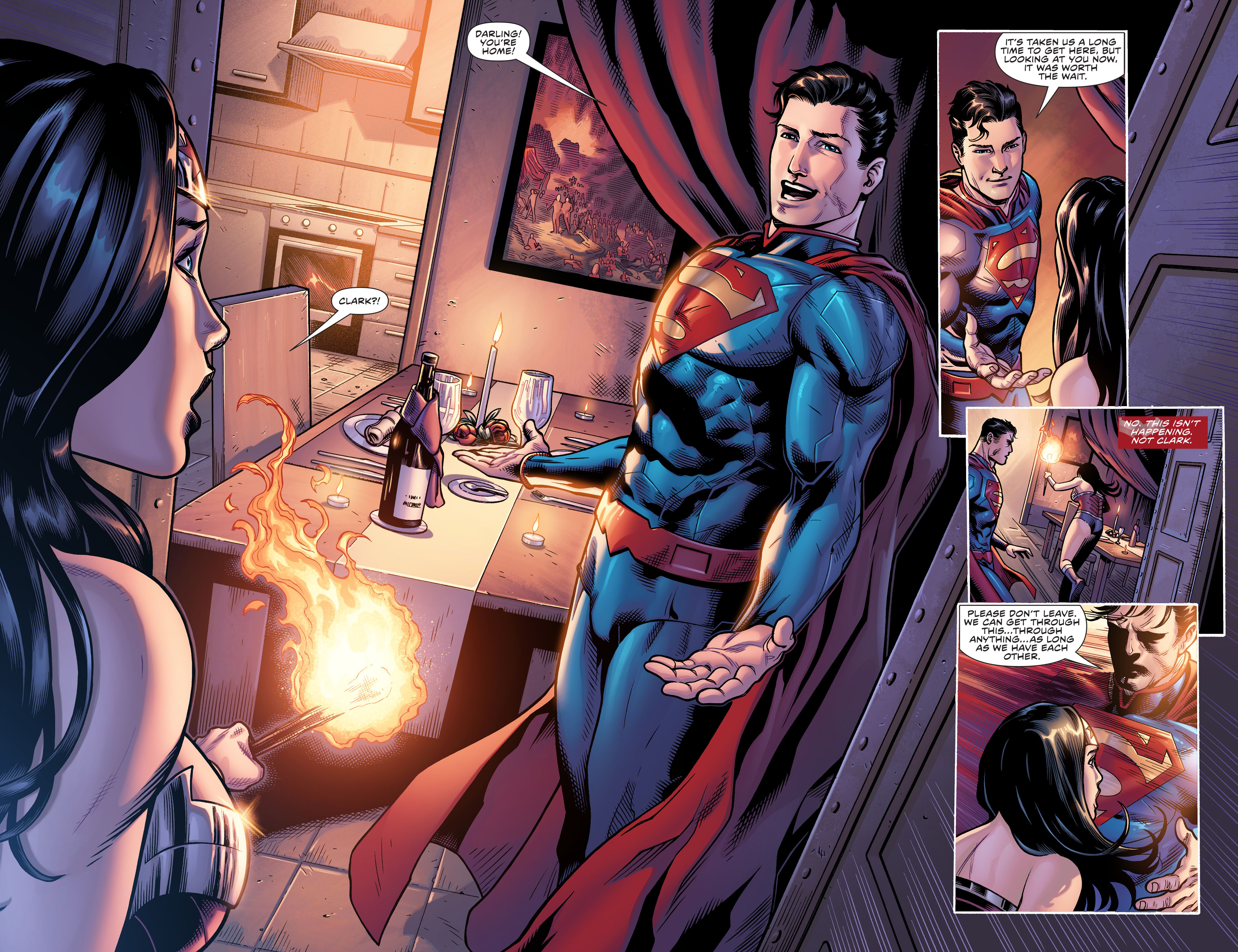 Read online Wonder Woman (2011) comic -  Issue #51 - 12