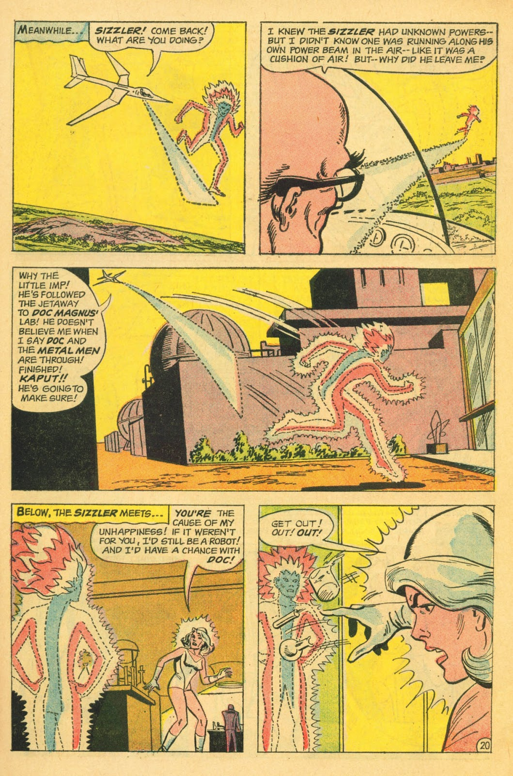 Metal Men (1963) issue 22 - Page 27