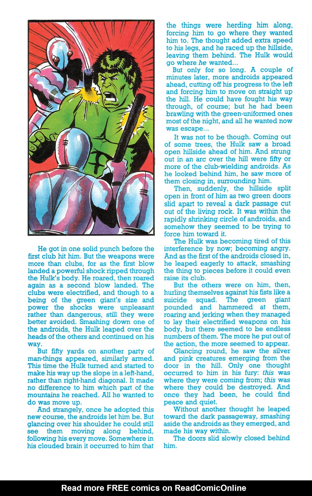 Read online Hulk: From The Marvel UK Vaults comic -  Issue # TPB (Part 3) - 19