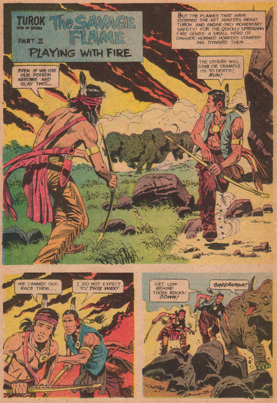 Read online Turok, Son of Stone comic -  Issue #73 - 20