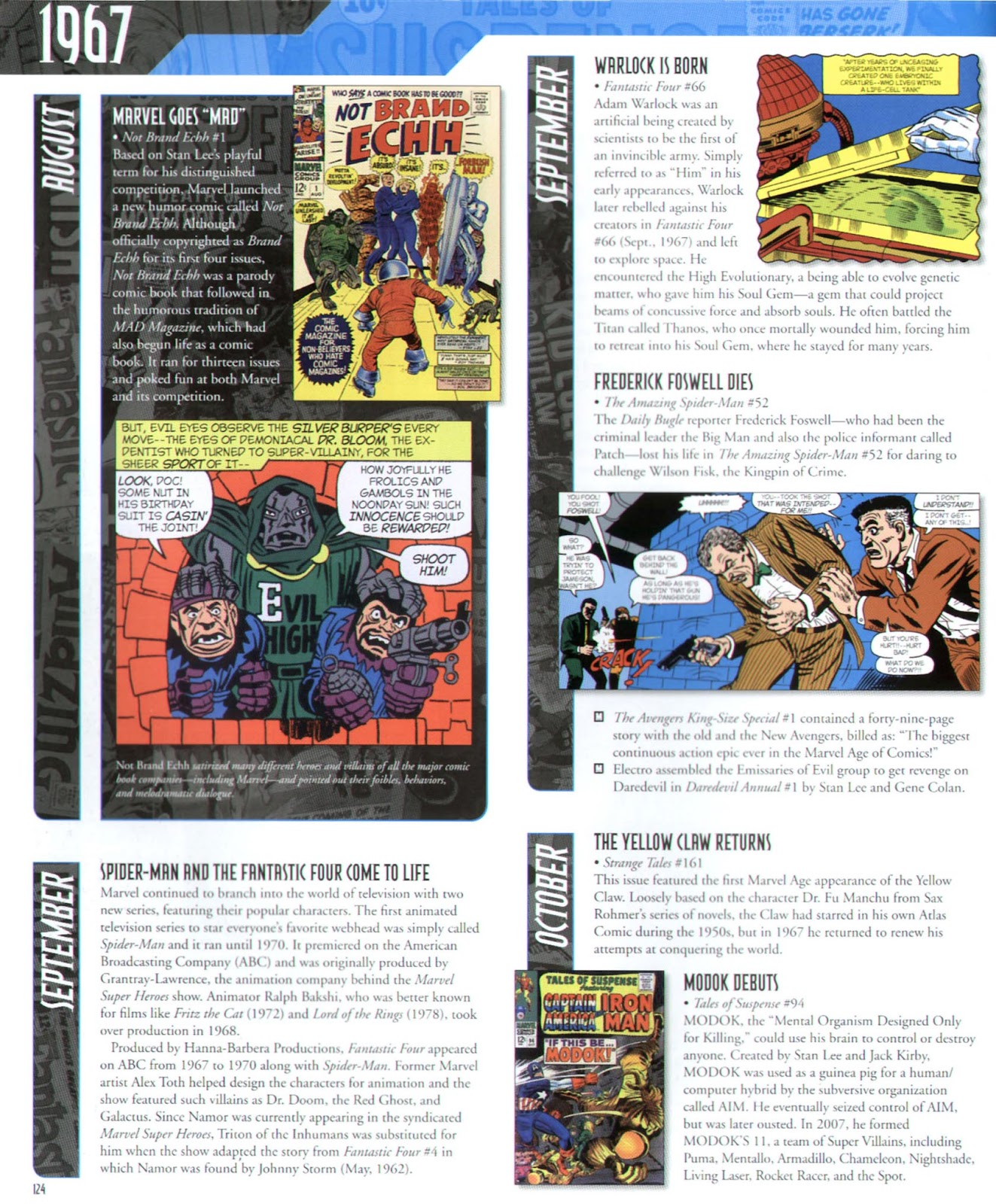 Read online Marvel Chronicle comic -  Issue # TPB (Part 2) - 23