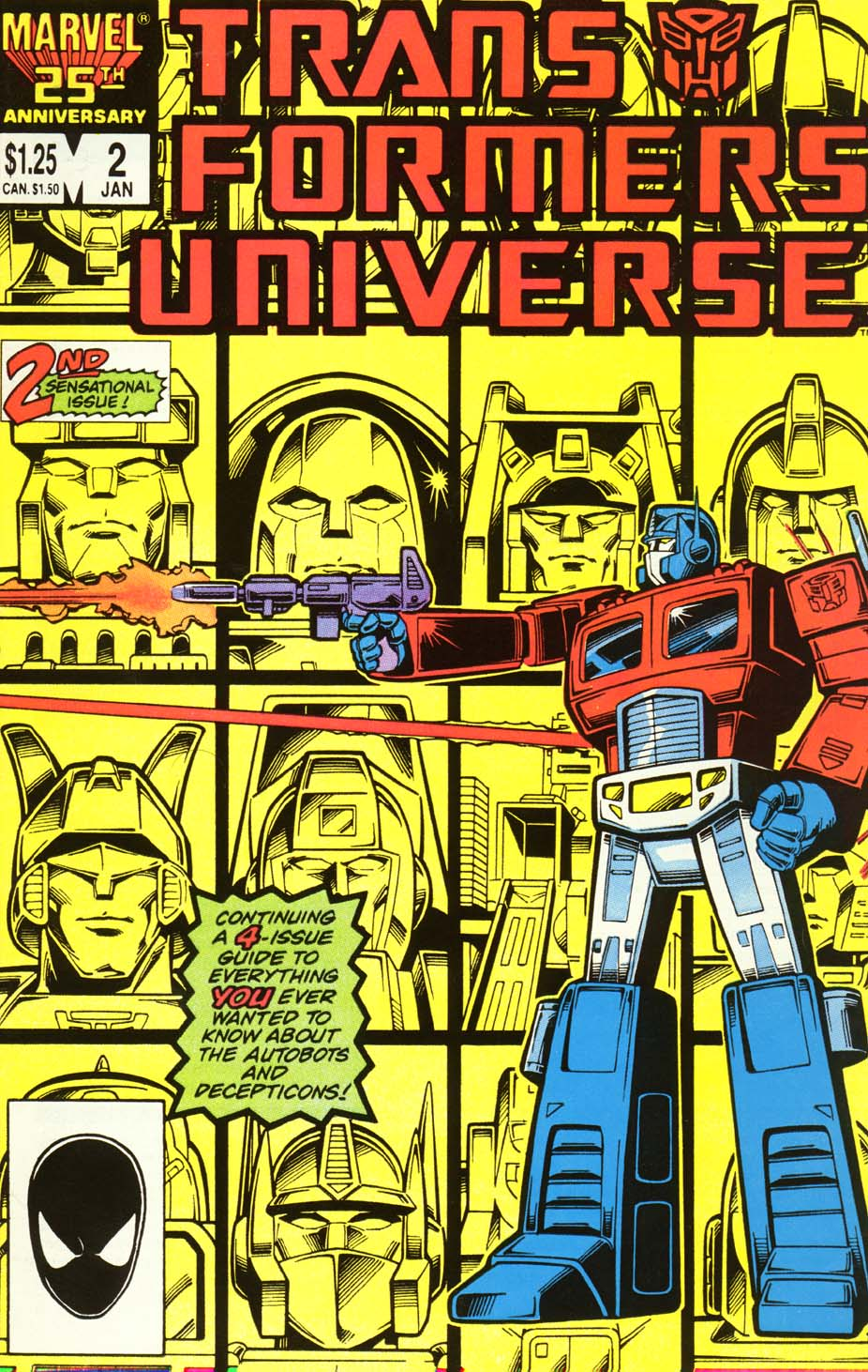 The Transformers Universe 2 Page 1