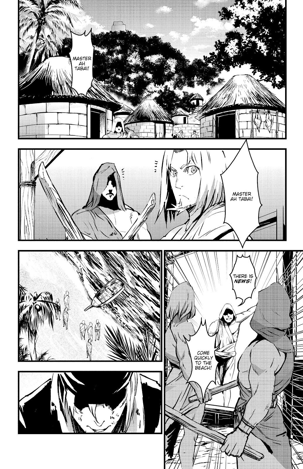 Assassins Creed: Awakening _TPB_2_(Part_2) Page 1