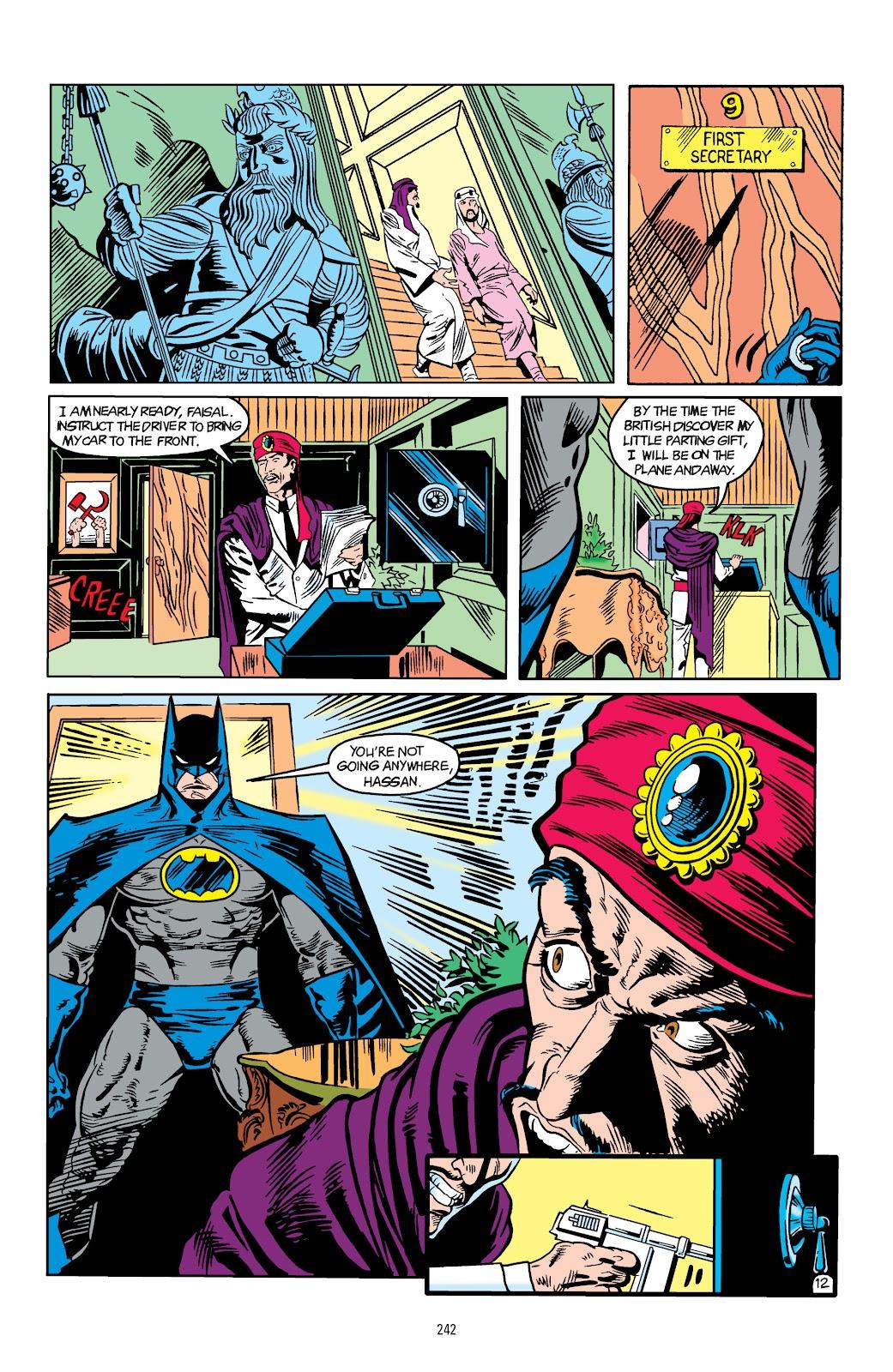 Read online Detective Comics (1937) comic -  Issue # _TPB Batman - The Dark Knight Detective 2 (Part 3) - 44