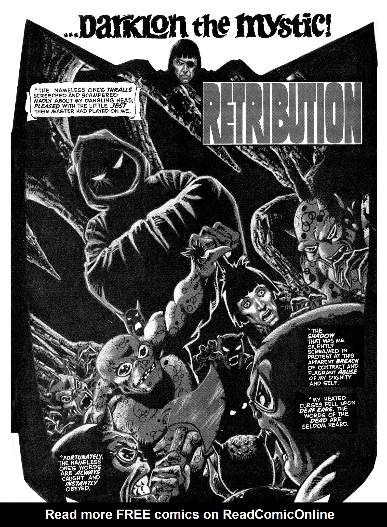 Read online Eerie Archives comic -  Issue # TPB 16 - 264