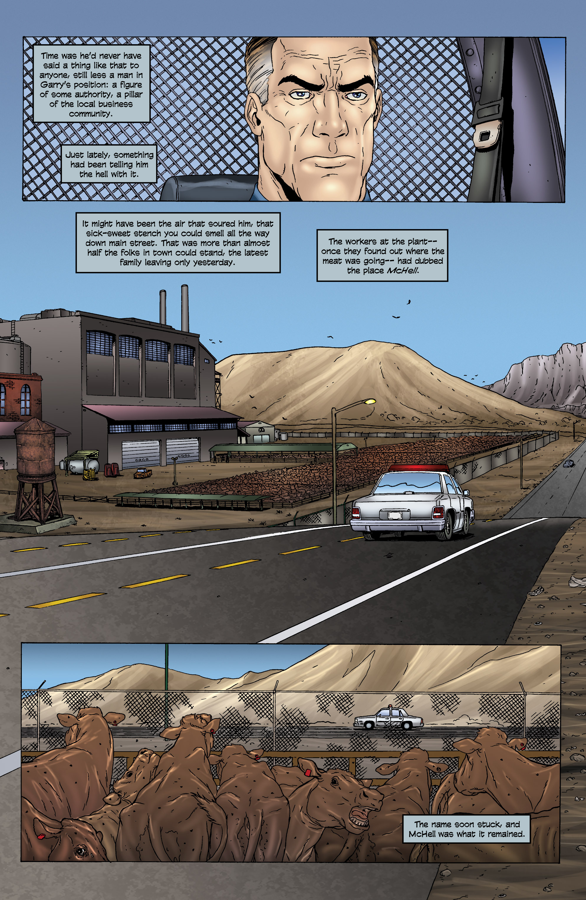 Read online 303 comic -  Issue #4 - 8