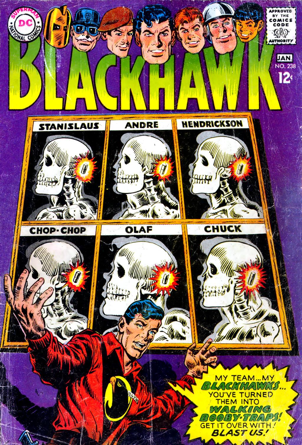 Blackhawk (1957) 238 Page 1