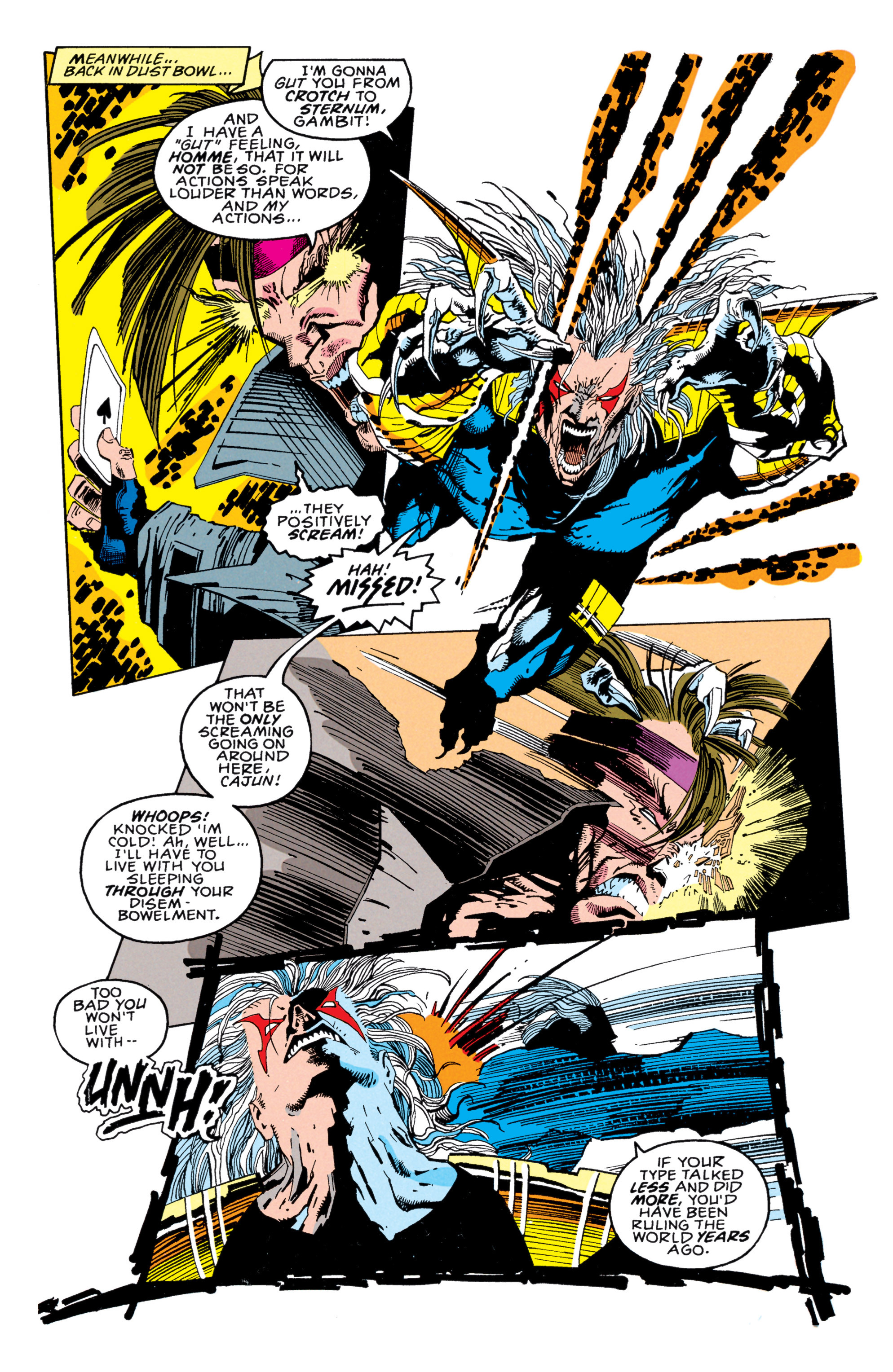 Read online X-Factor (1986) comic -  Issue #85 - 23