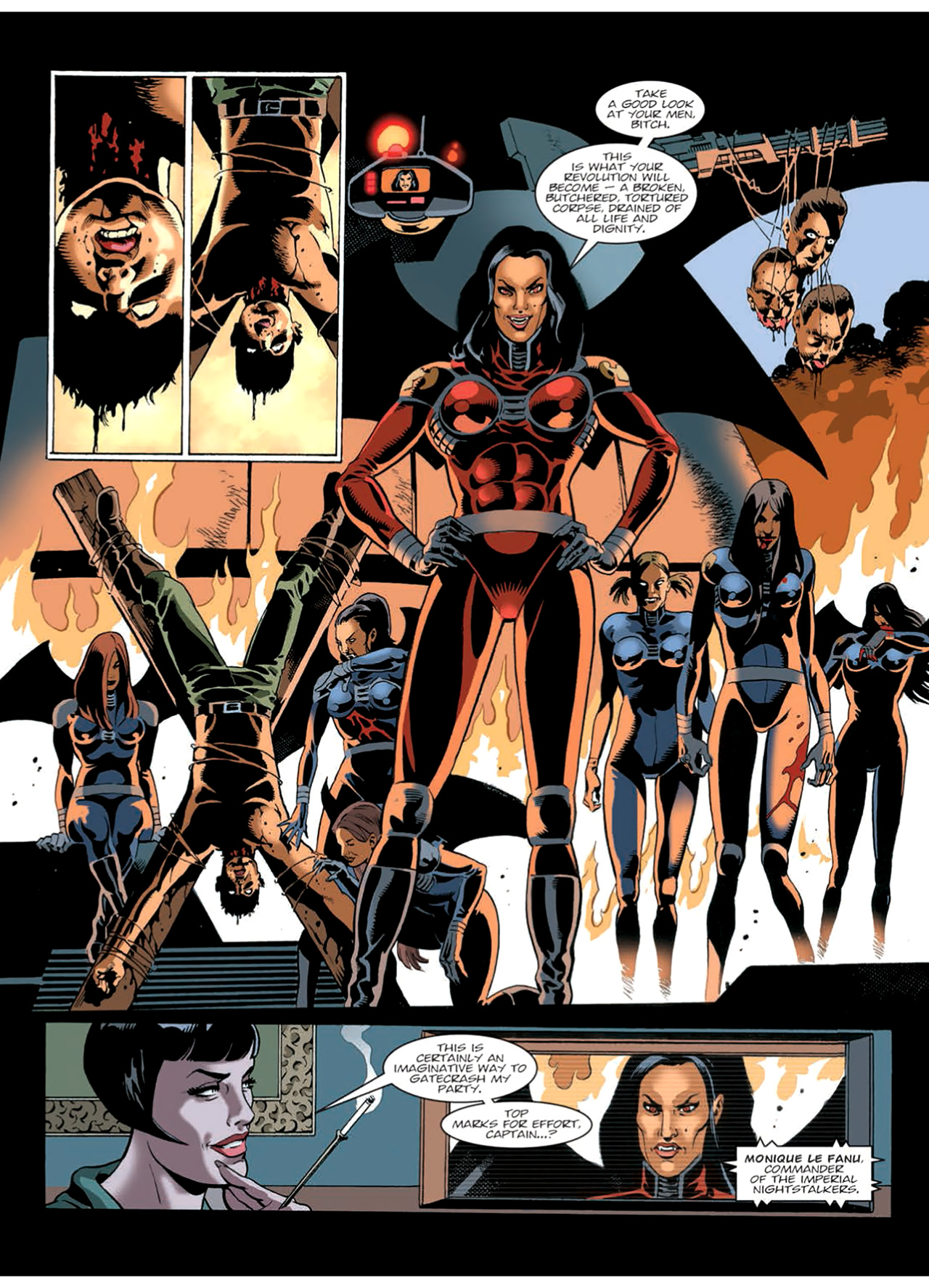 Read online Nikolai Dante comic -  Issue # TPB 9 - 167