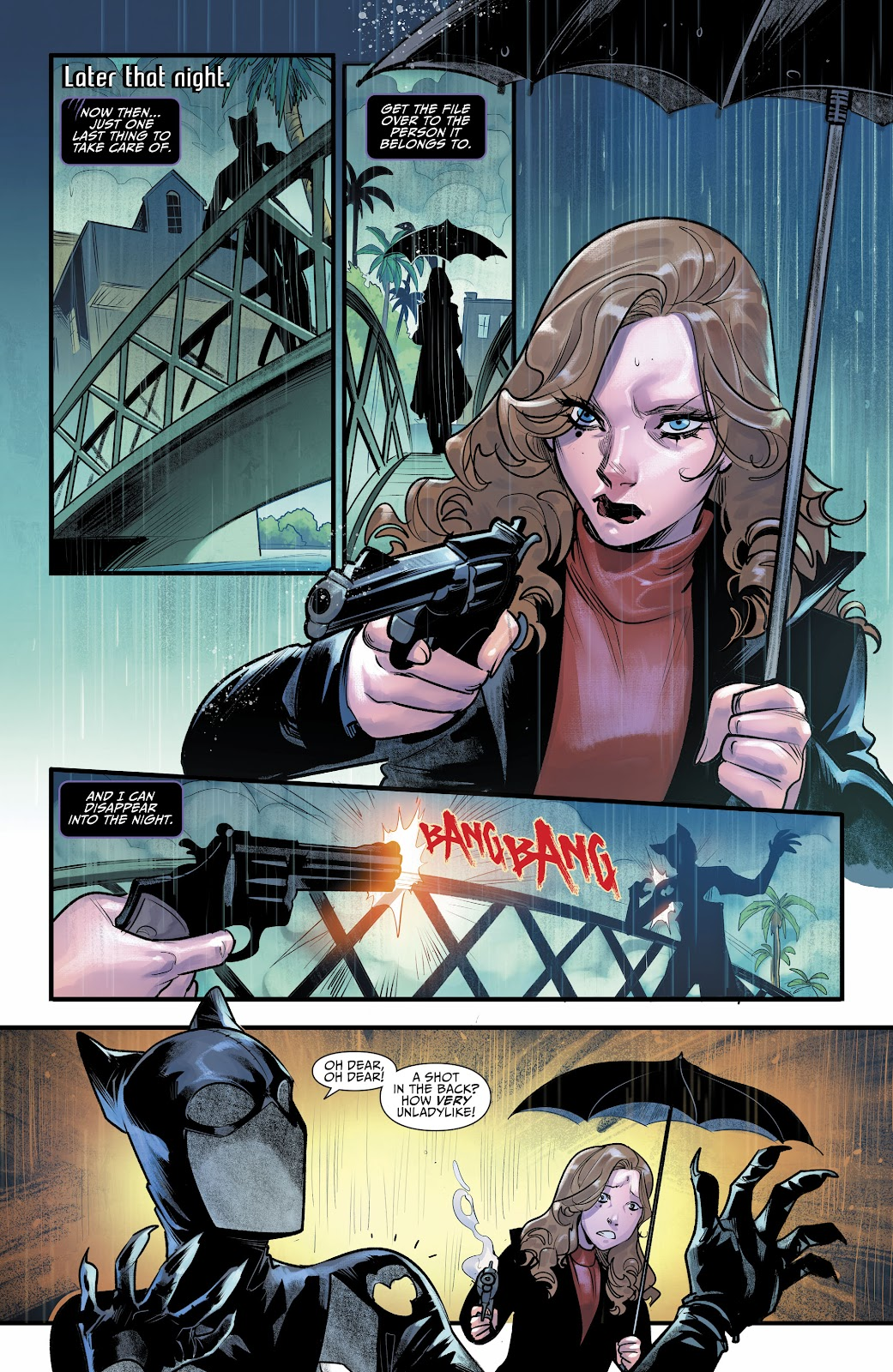 Catwoman (2018) issue 15 - Page 22
