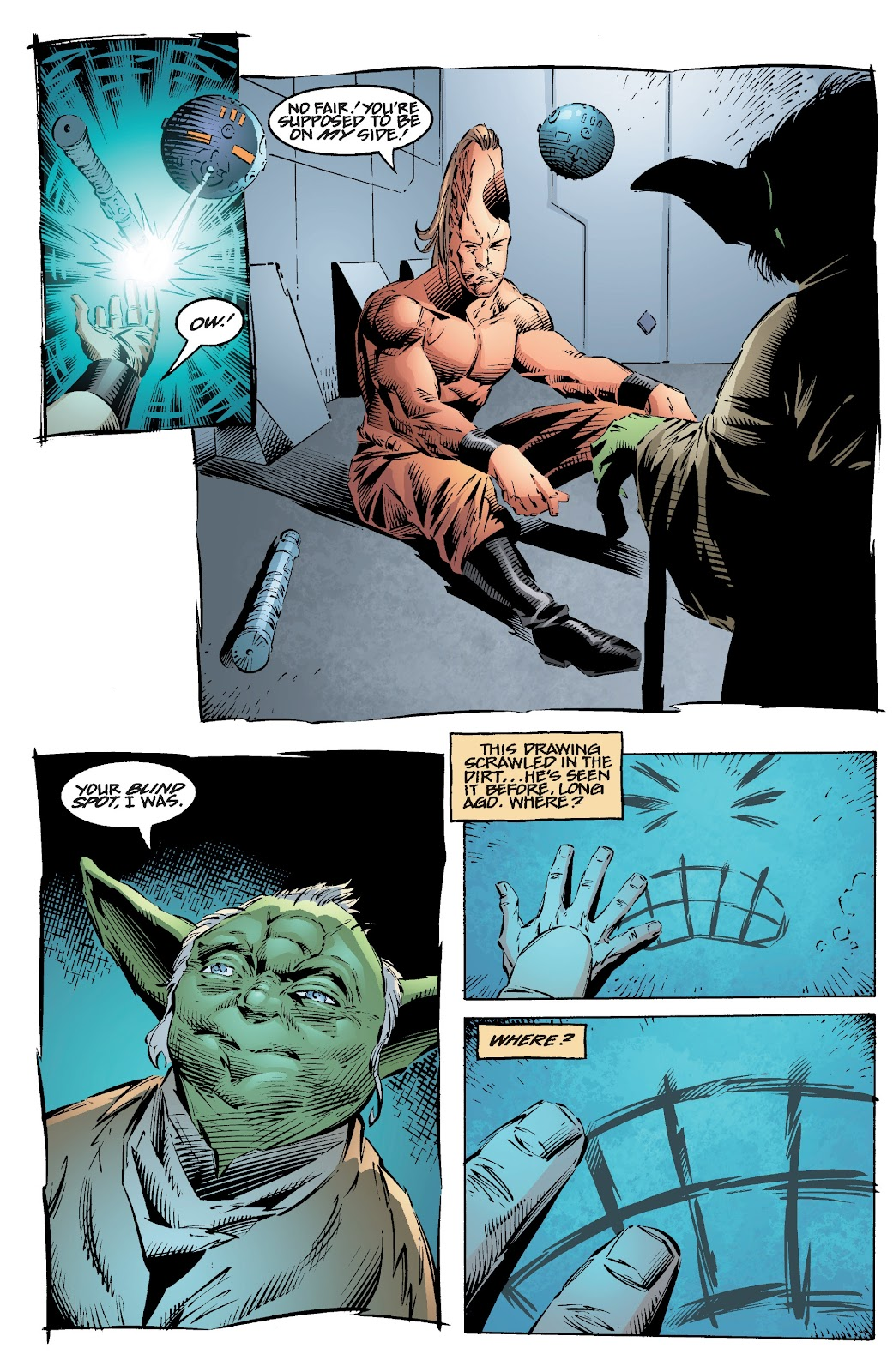 Read online Star Wars Legends: Rise of the Sith - Epic Collection comic -  Issue # TPB 2 (Part 1) - 64