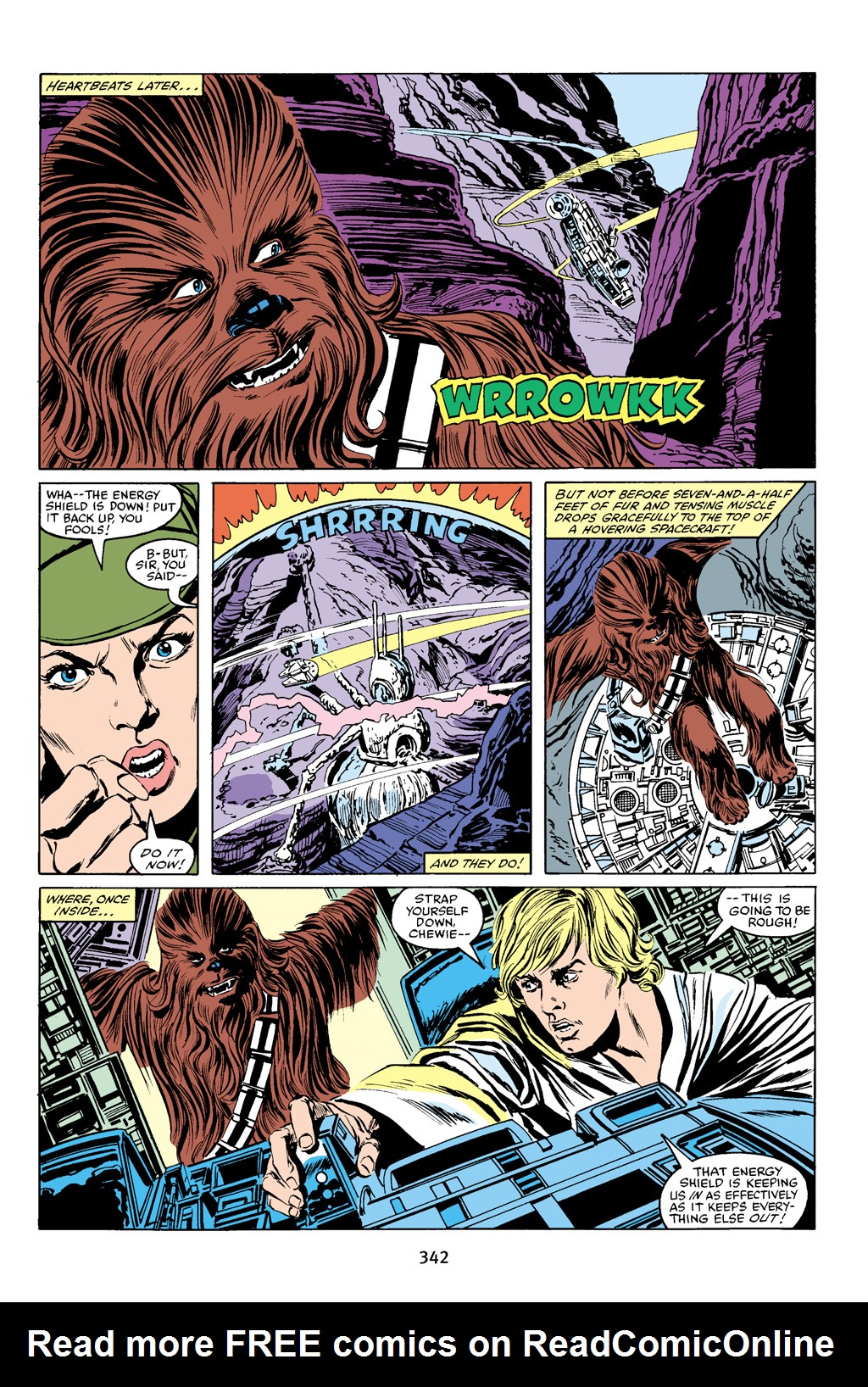 Read online Star Wars Omnibus comic -  Issue # Vol. 16 - 336