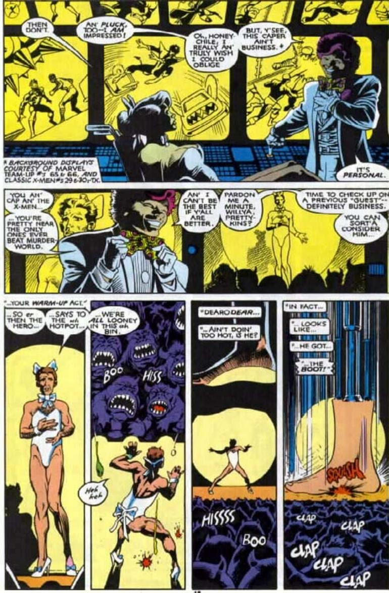 Excalibur (1988) issue 4 - Page 15