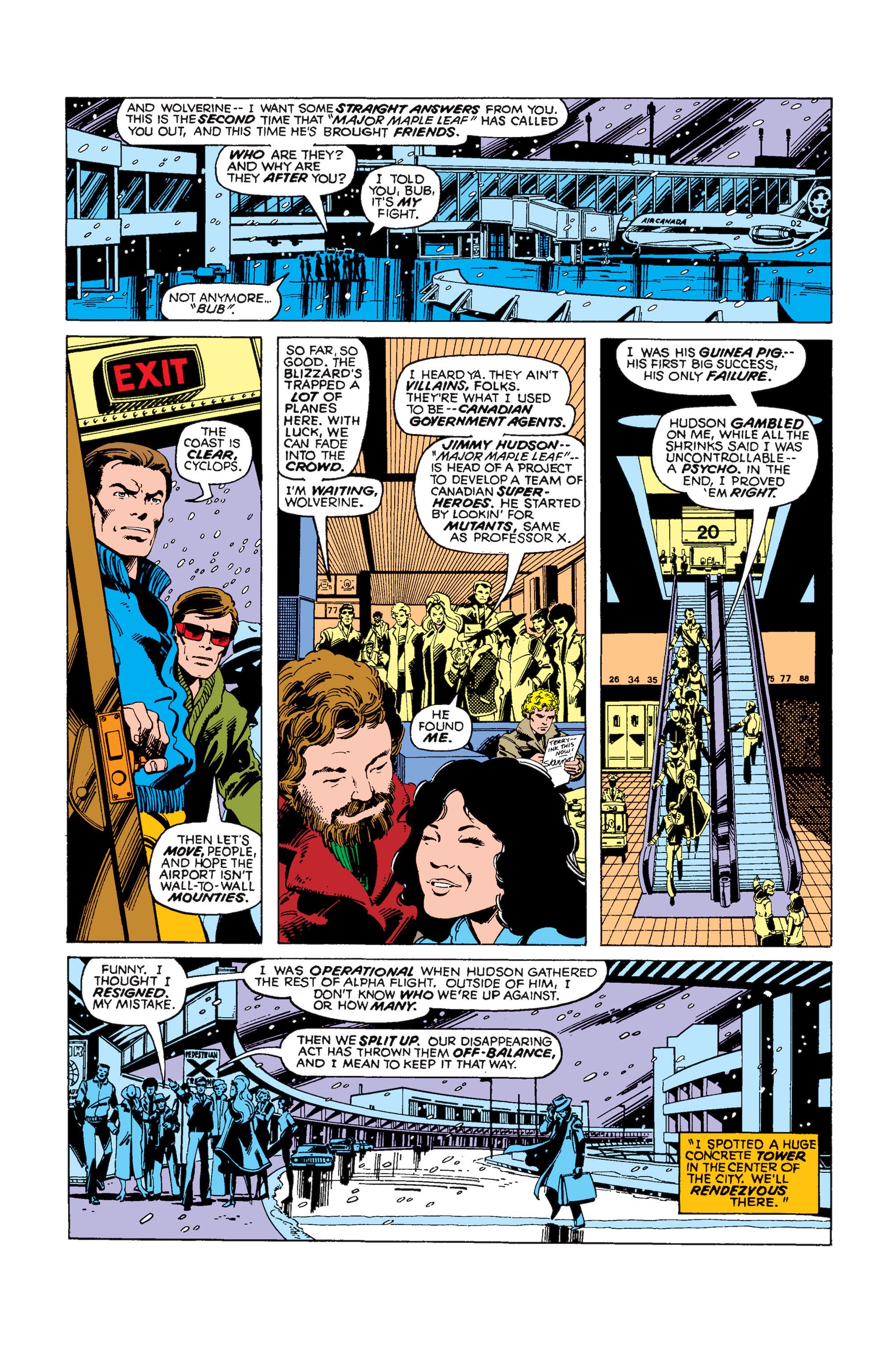 Uncanny X-Men (1963) 120 Page 10