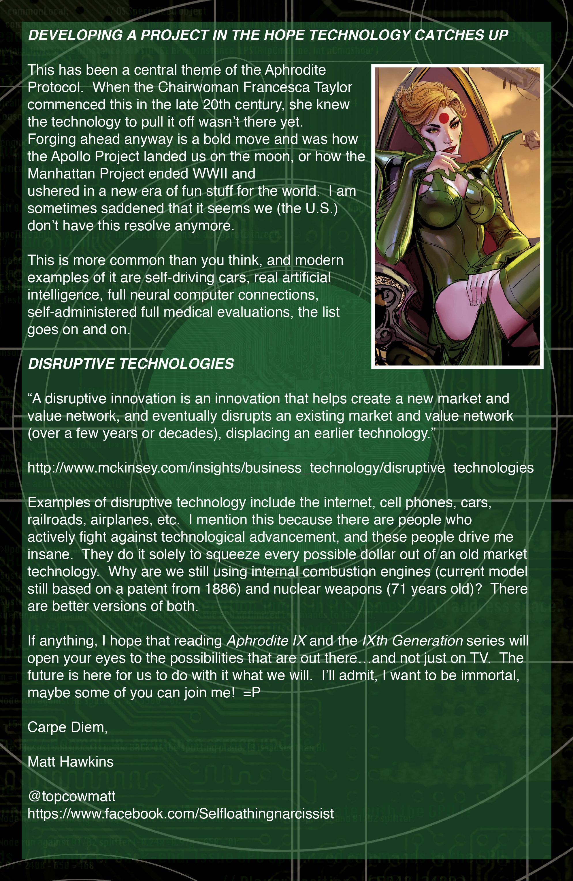 Read online IXth Generation Hidden Files comic -  Issue #1 - 20