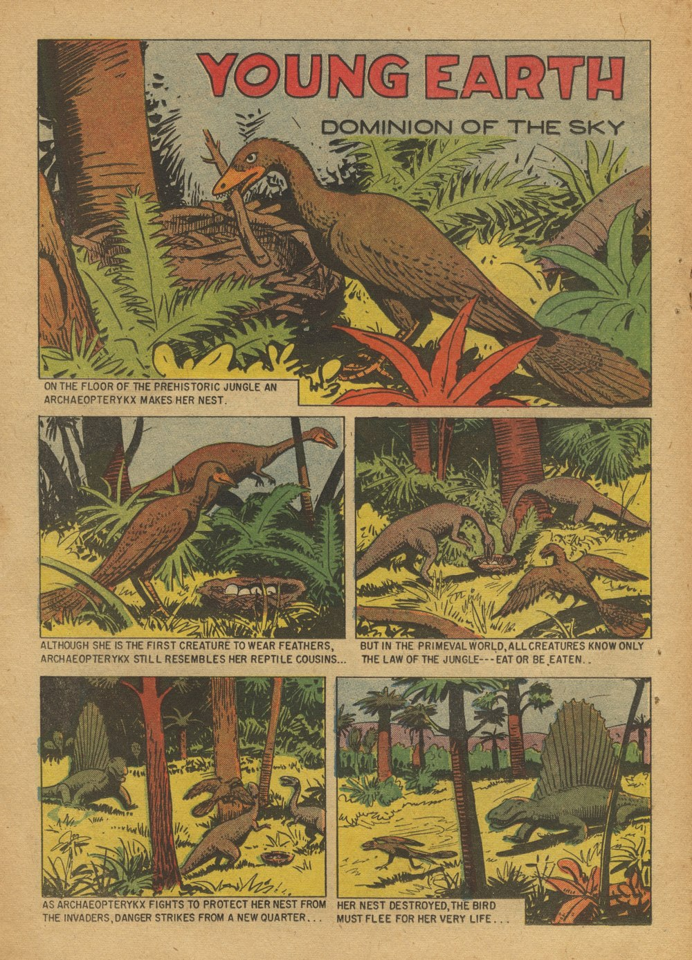 Read online Turok, Son of Stone comic -  Issue #12 - 18