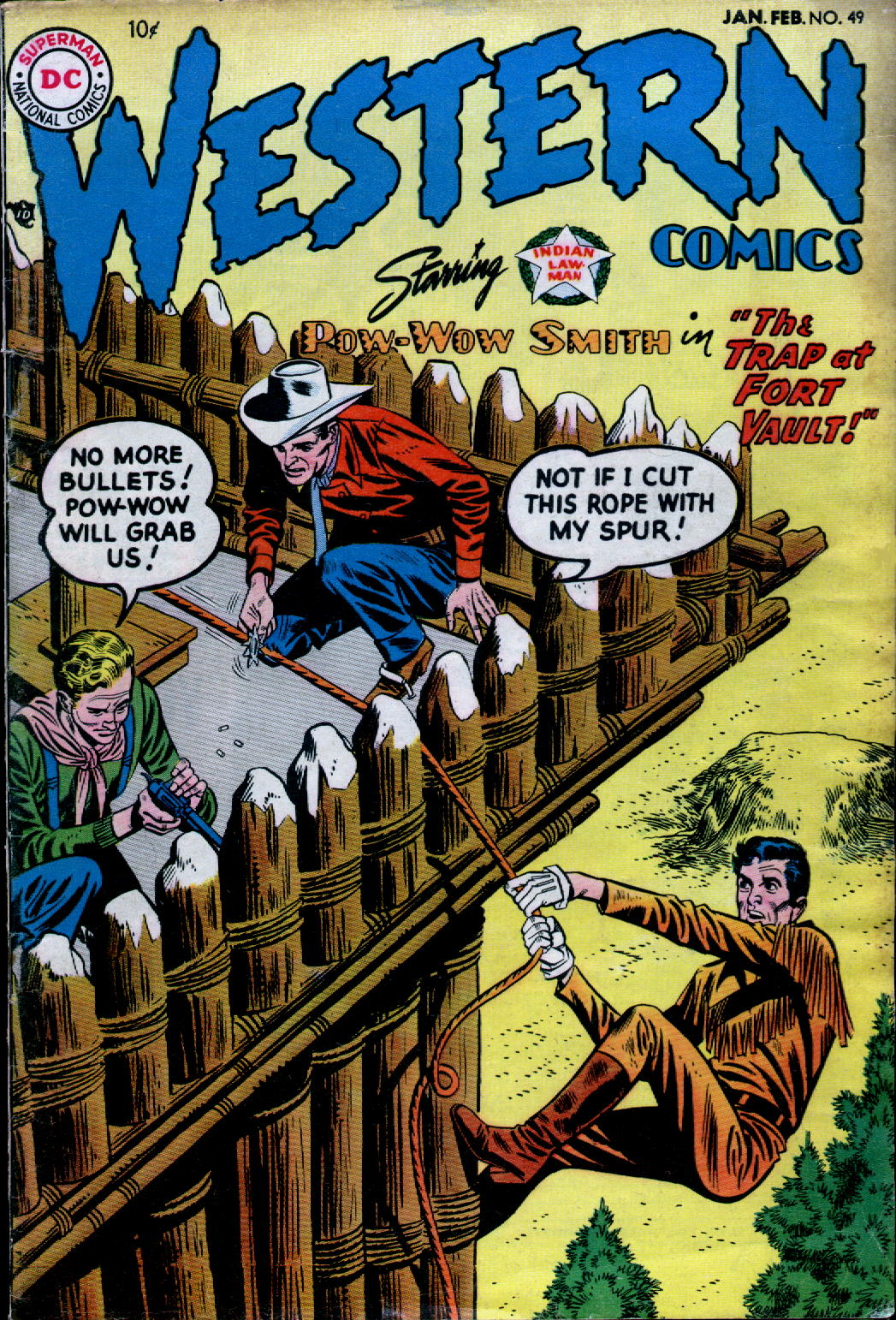 Western Comics 49 Page 1