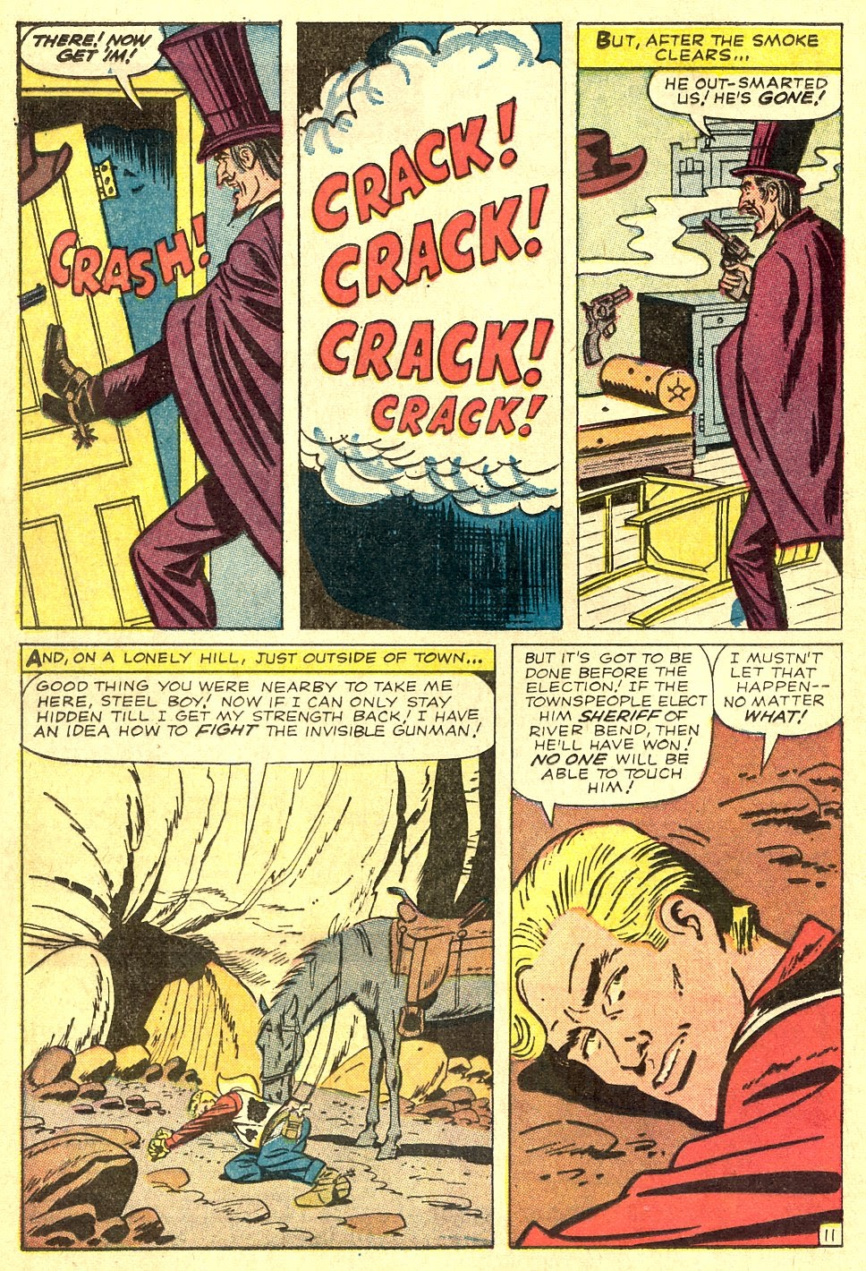 Kid Colt Outlaw issue 116 - Page 16