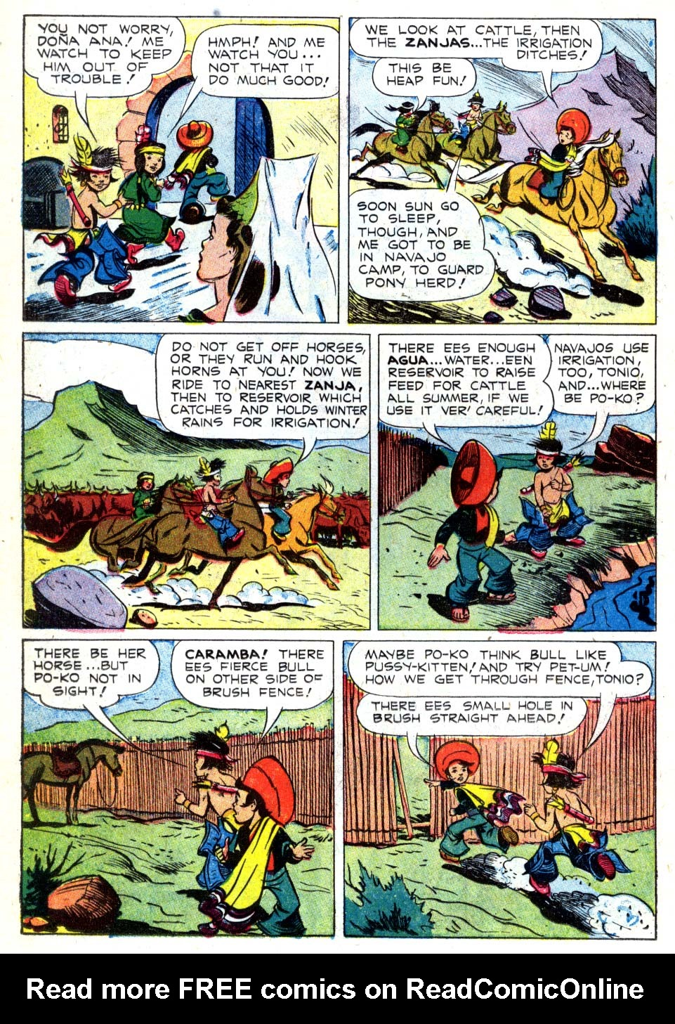 Four Color Comics issue 332 - Page 14
