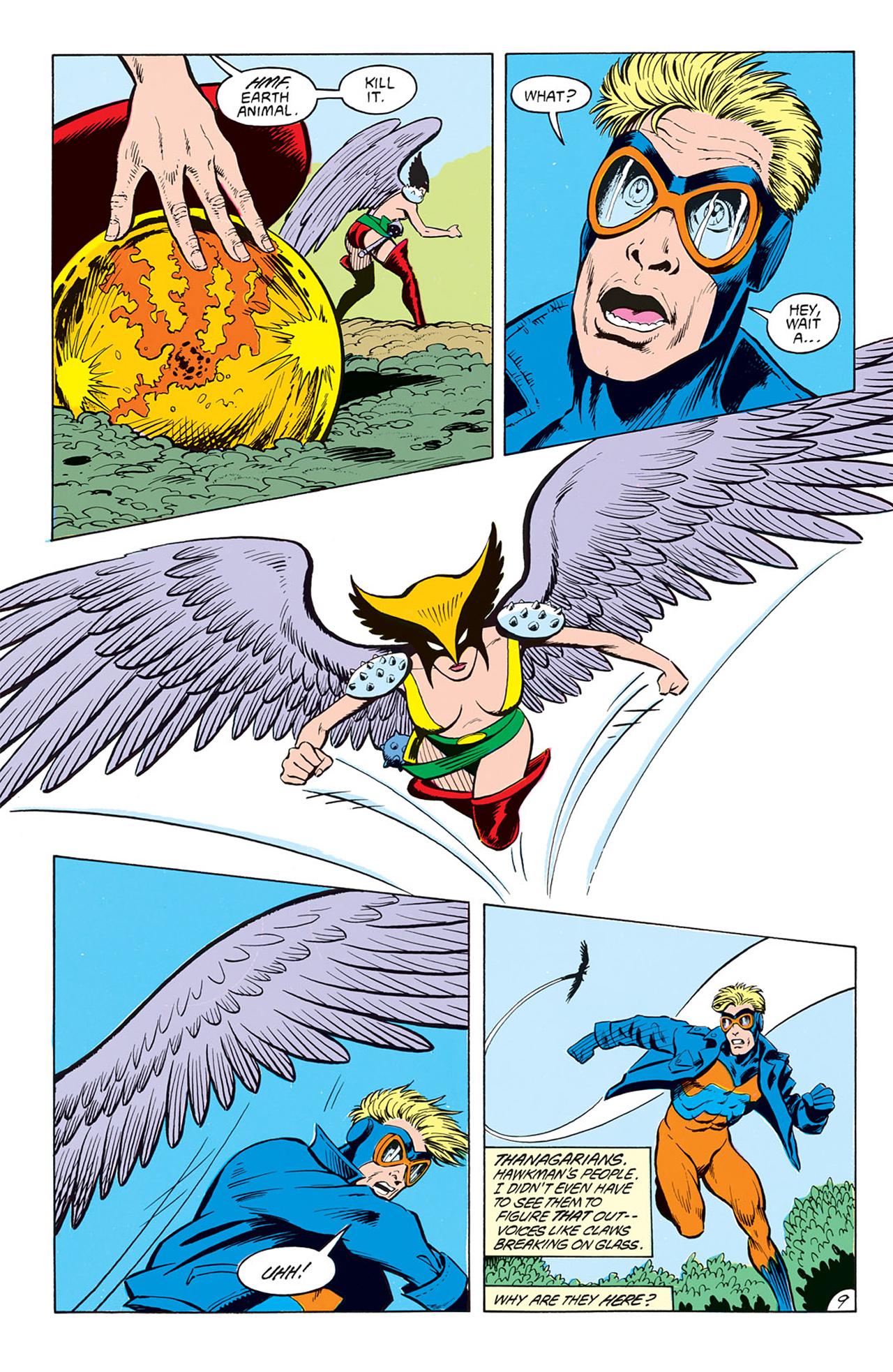 Read online Animal Man (1988) comic -  Issue #6 - 11