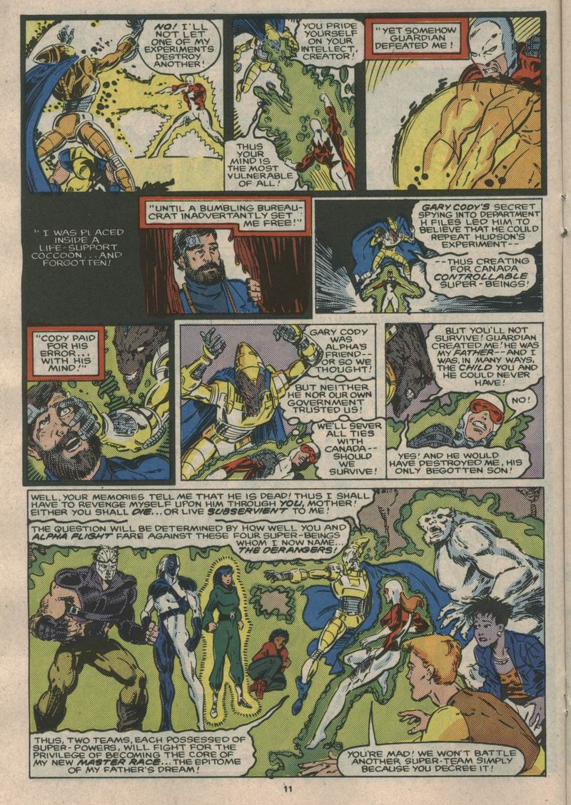 Read online Alpha Flight (1983) comic -  Issue #53 - 12