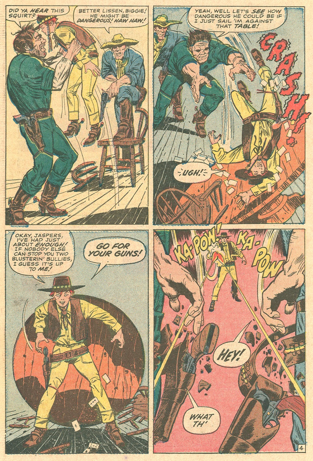 Kid Colt Outlaw issue 136 - Page 30