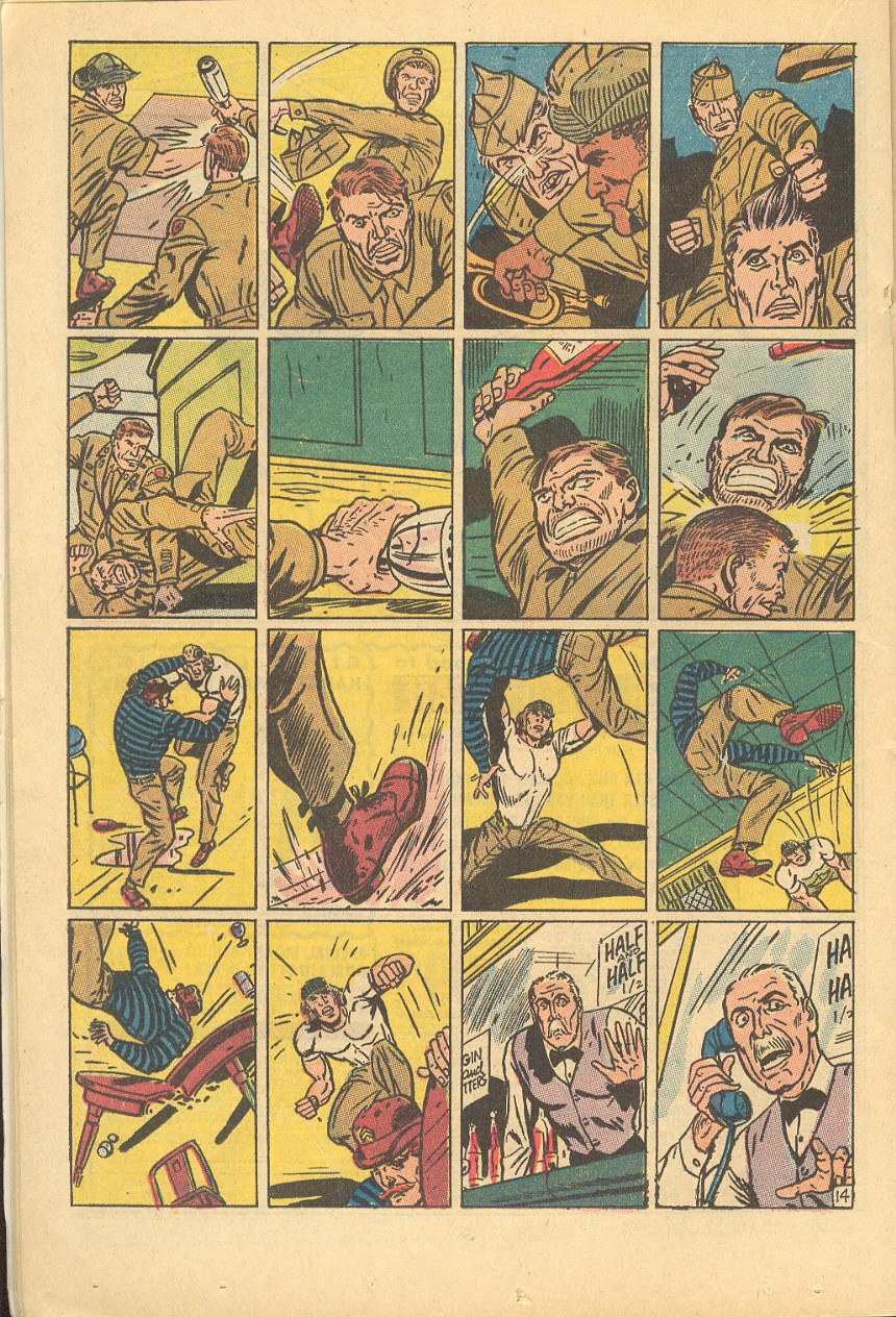 Read online Sgt. Fury comic -  Issue #83 - 20