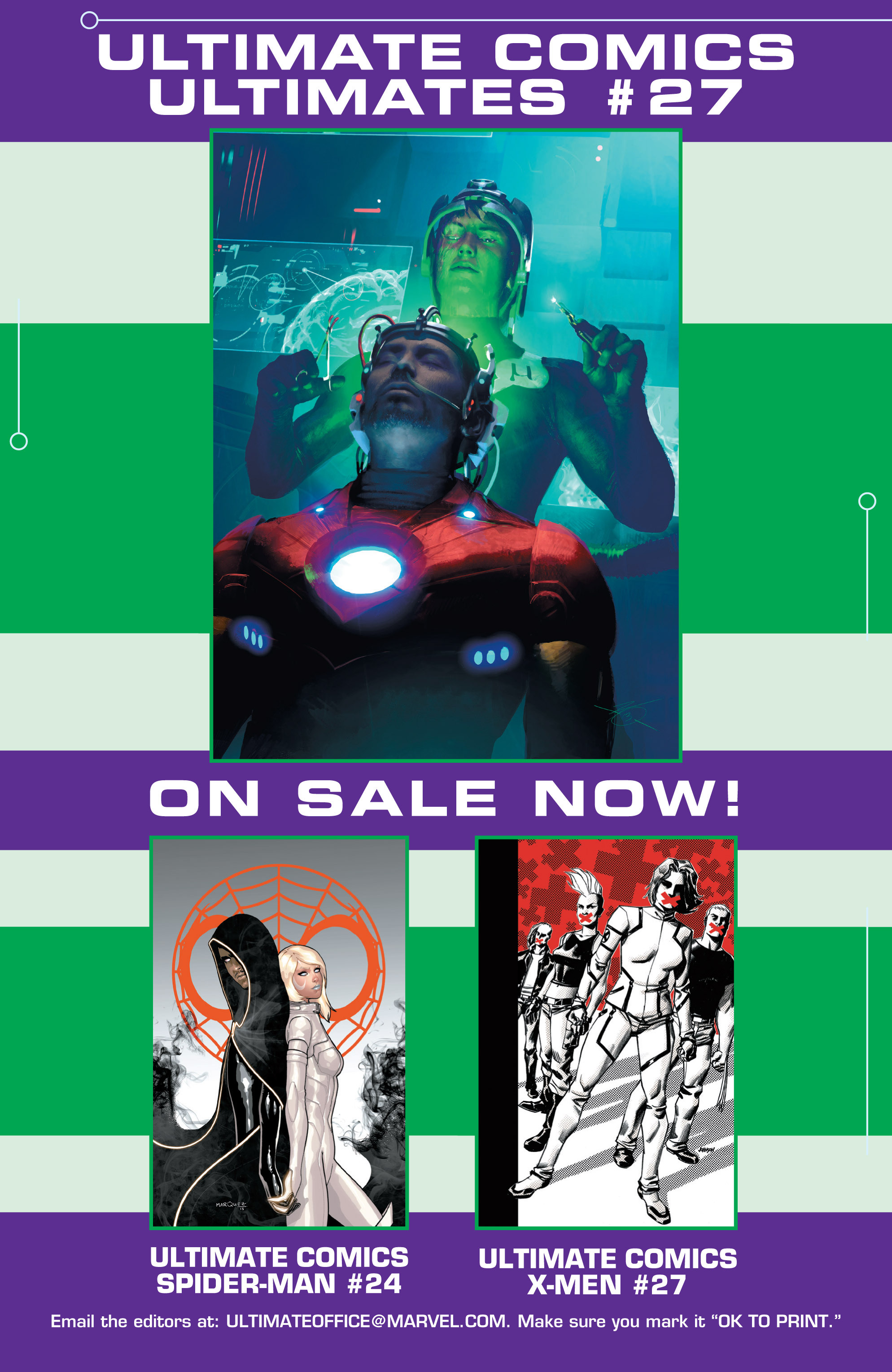 Read online Ultimate Comics Ultimates comic -  Issue #26 - 22