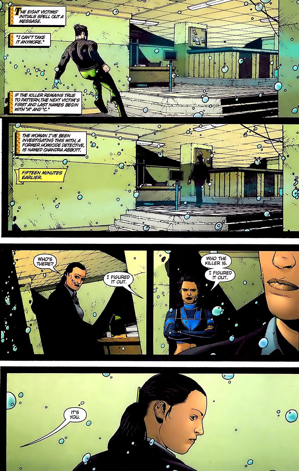 Read online Aquaman (2003) comic -  Issue #31 - 3