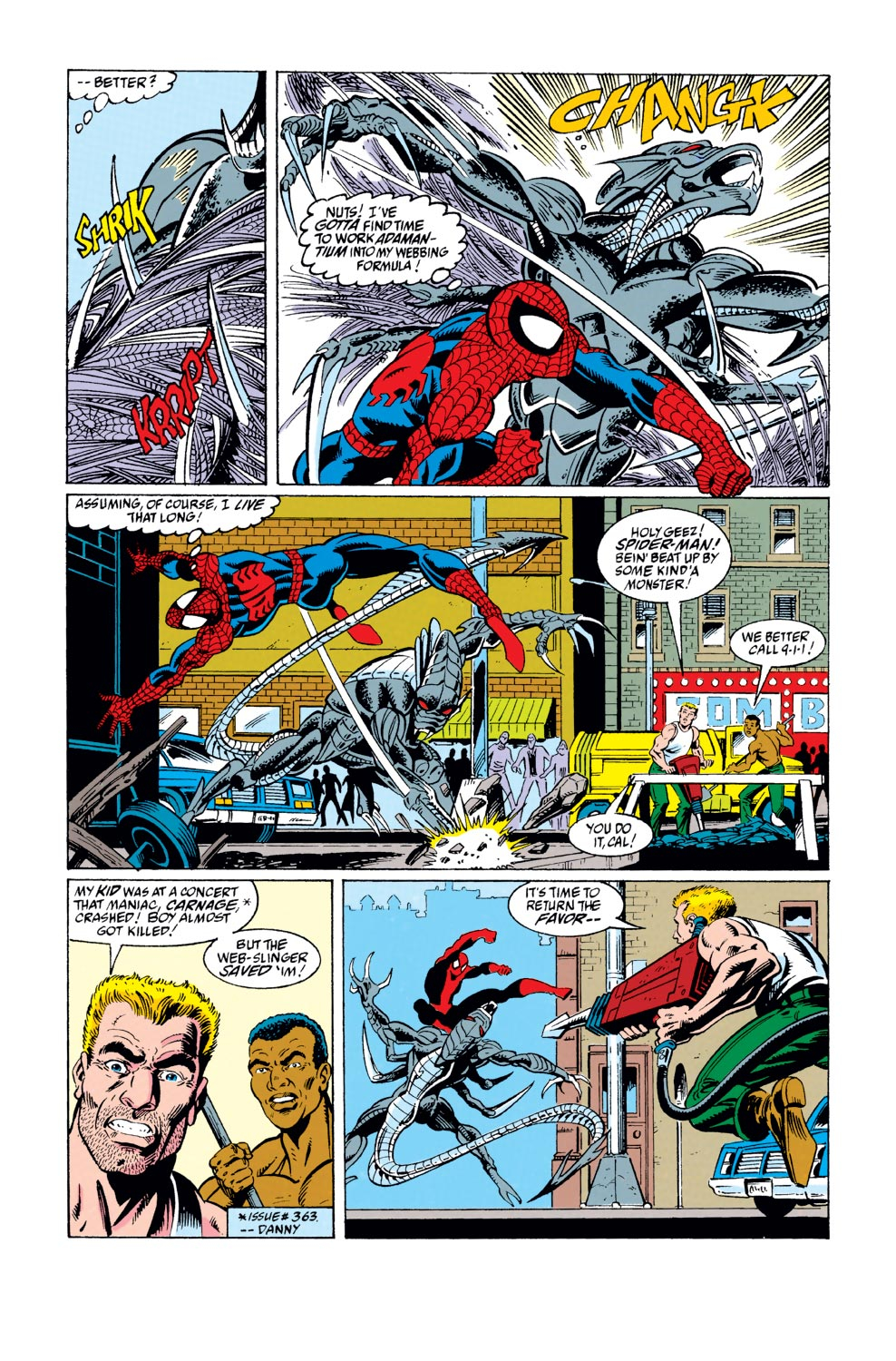 The Amazing Spider-Man (1963) 368 Page 3