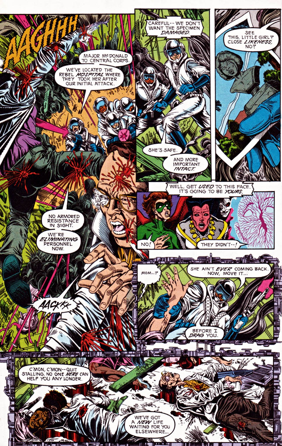 Read online Team Titans comic -  Issue #1e - 11