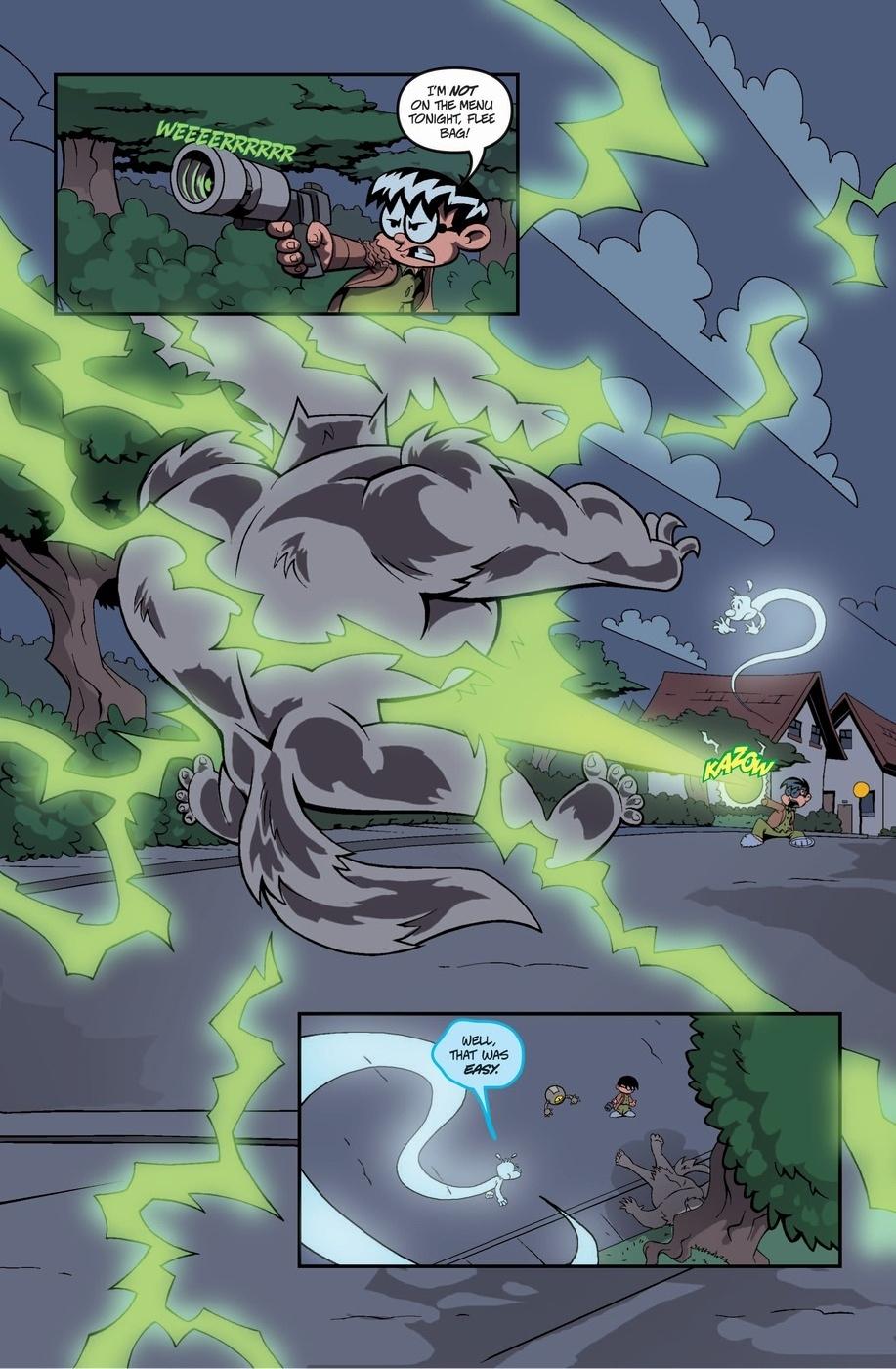 Read online Ralph Filmore comic -  Issue # Full - 80