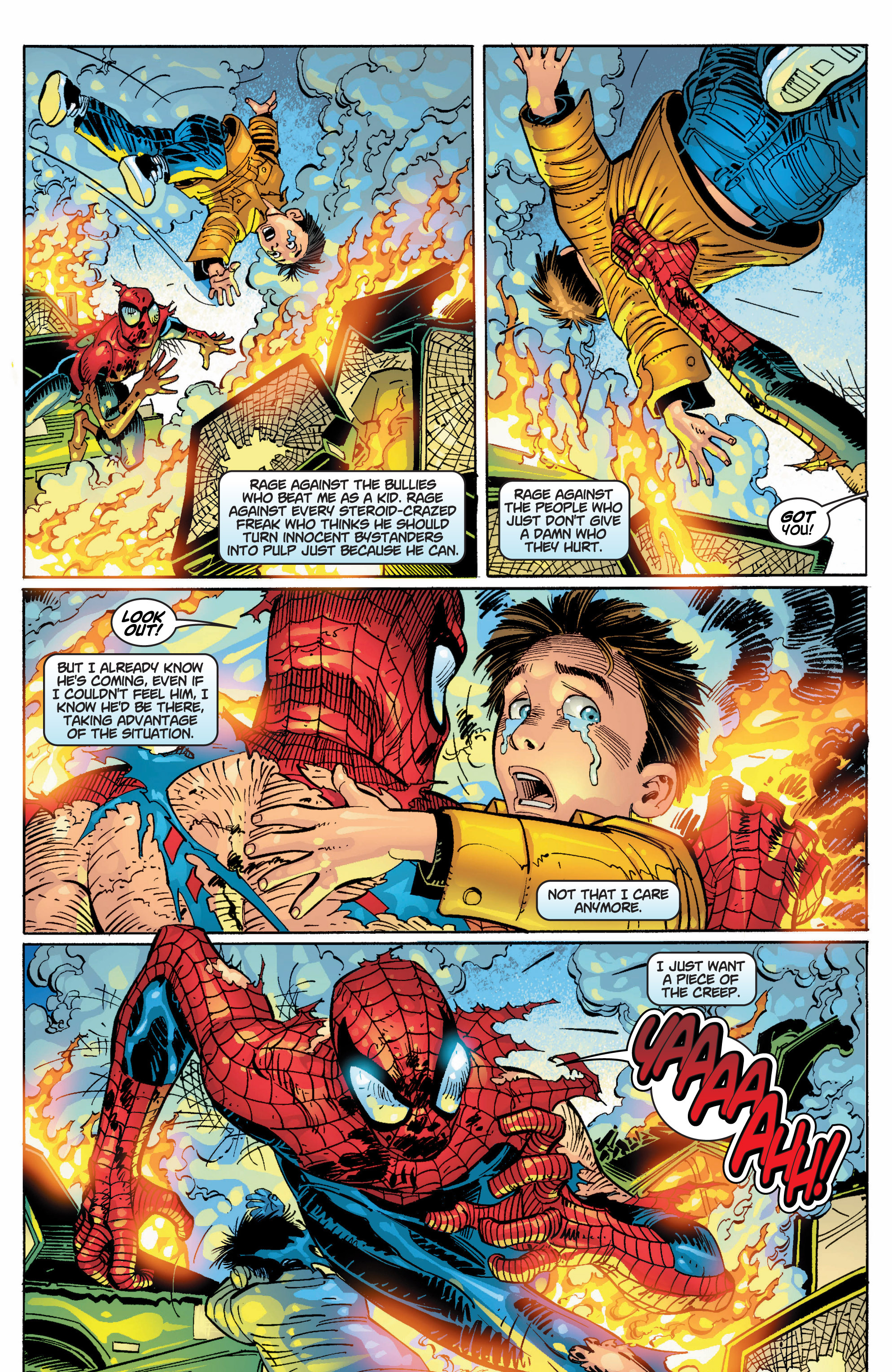 The Amazing Spider-Man (1999) 34 Page 5