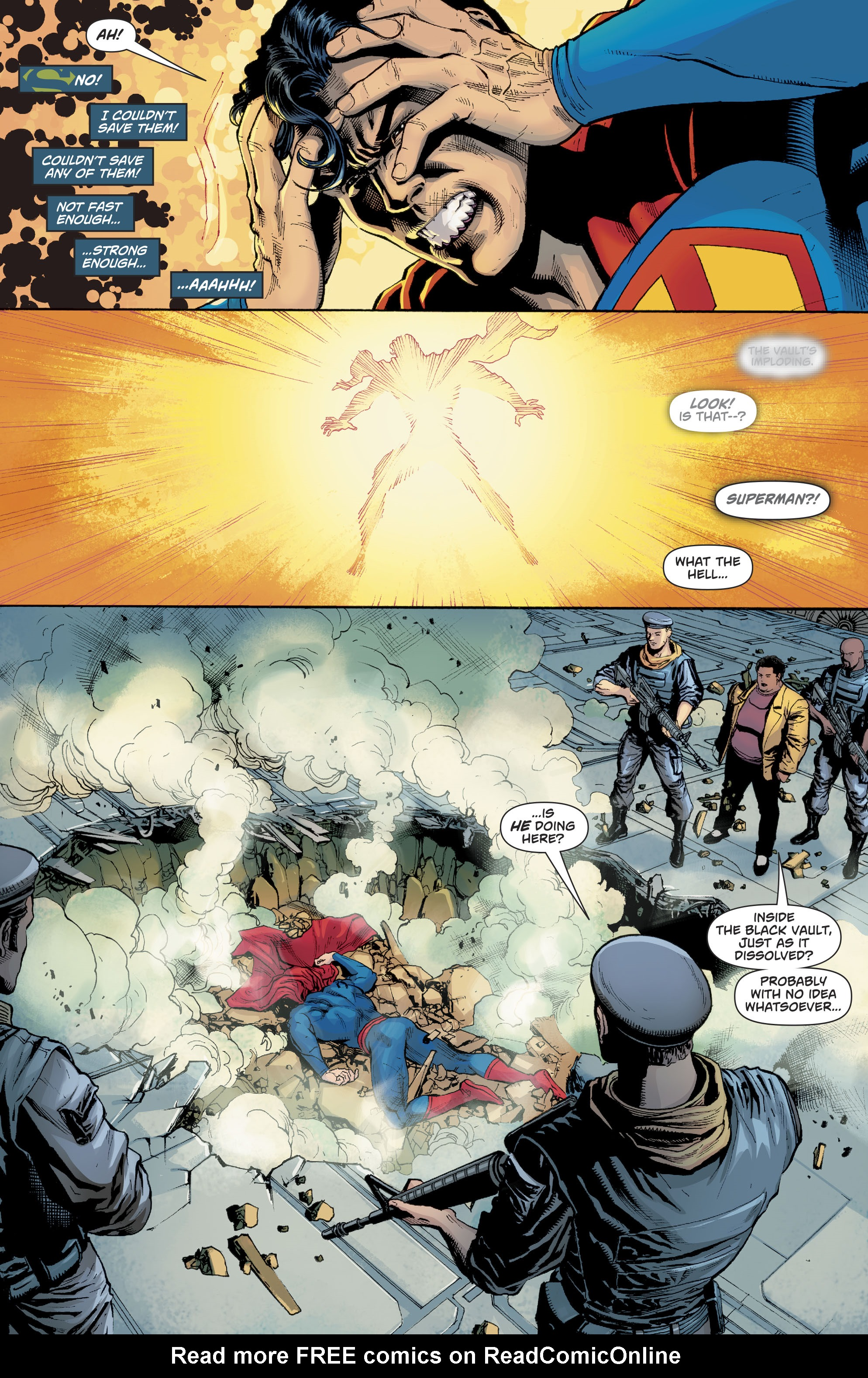 Read online Action Comics (2016) comic -  Issue #981 - 6