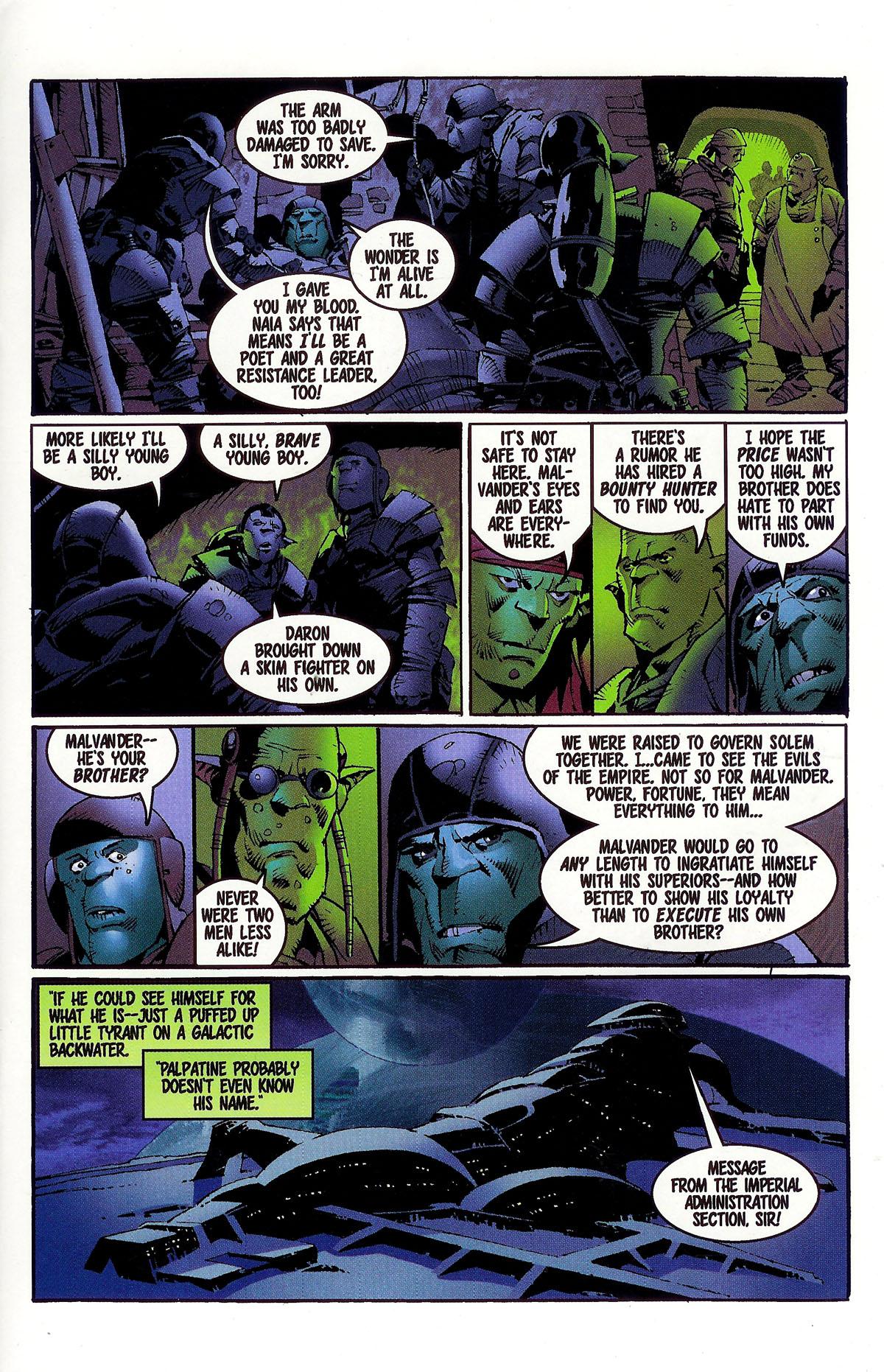 Read online Star Wars Omnibus comic -  Issue # Vol. 12 - 216