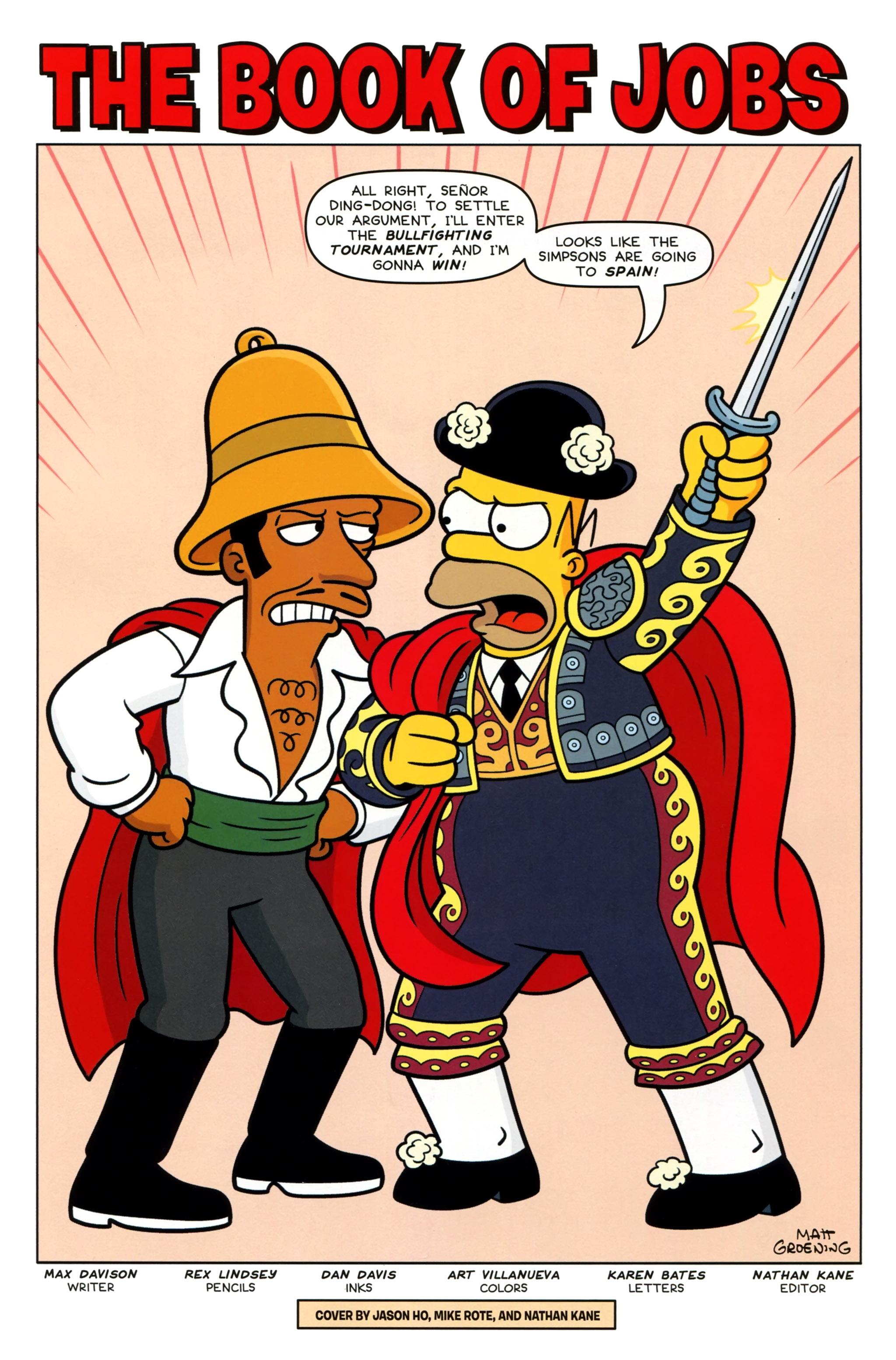 Read online Simpsons Comics comic -  Issue #223 - 3