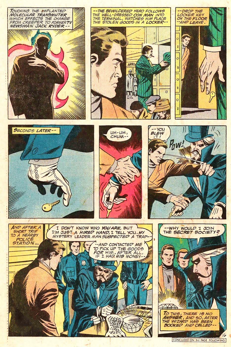 Read online Secret Society of Super-Villains comic -  Issue #10 - 17
