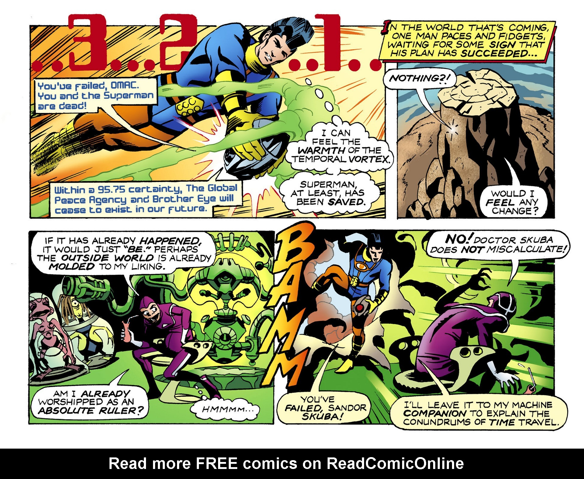 Read online Adventures of Superman [I] comic -  Issue #51 - 21